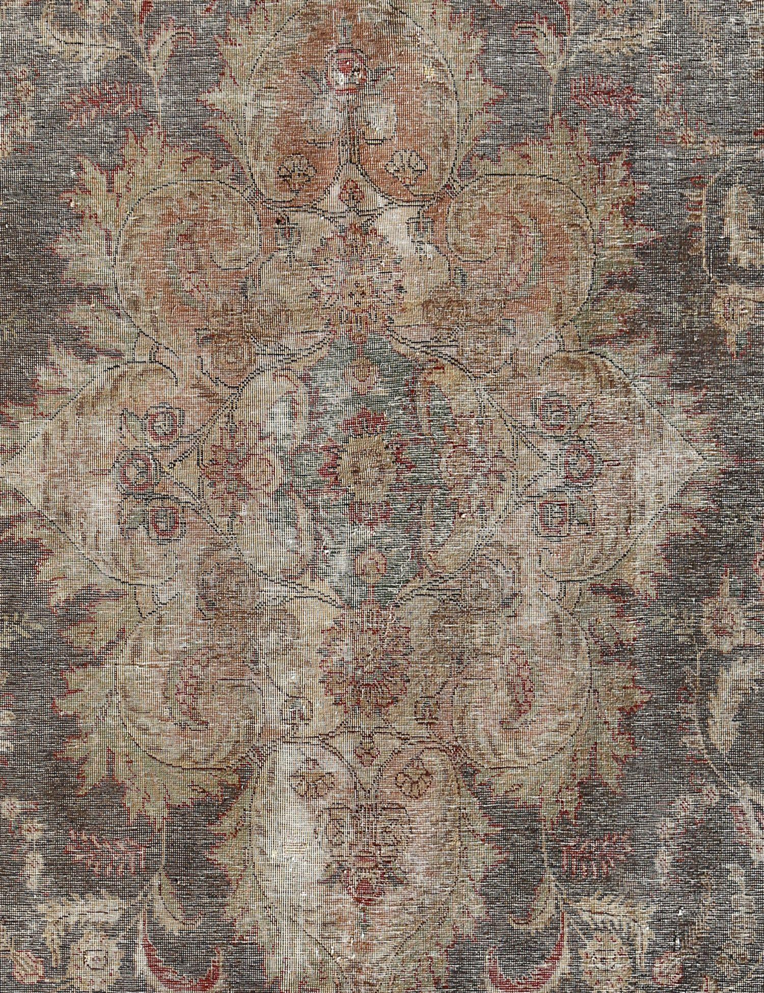 Vintage Carpet  beige <br/>310 x 211 cm