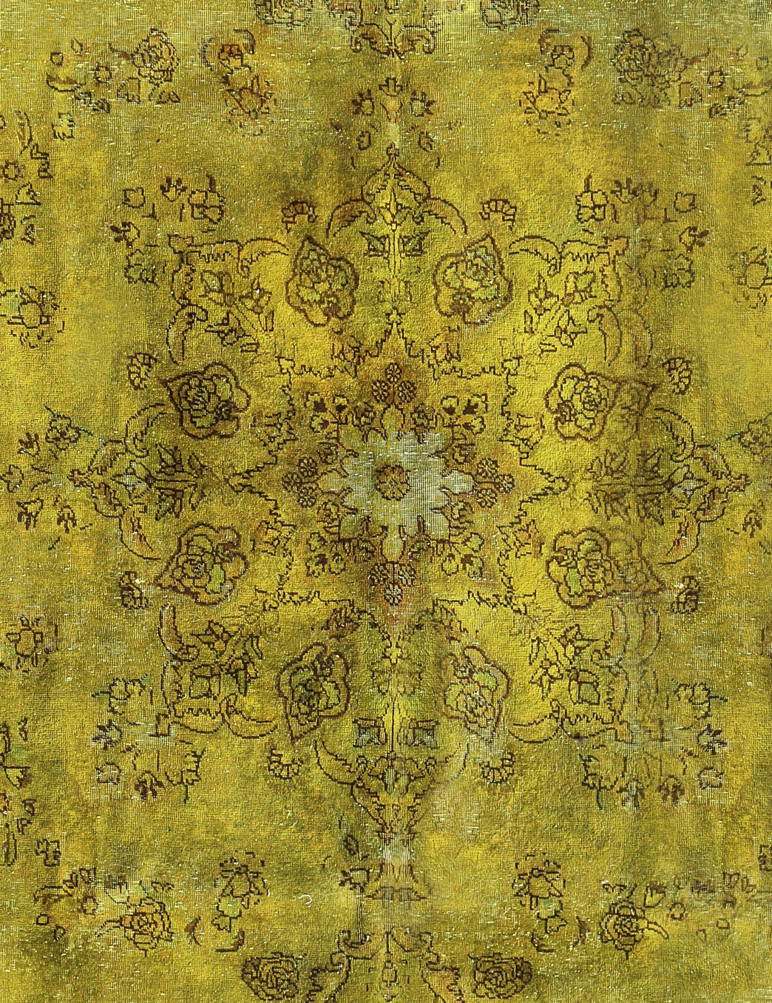 Tappeto Vintage  giallo <br/>310 x 252 cm