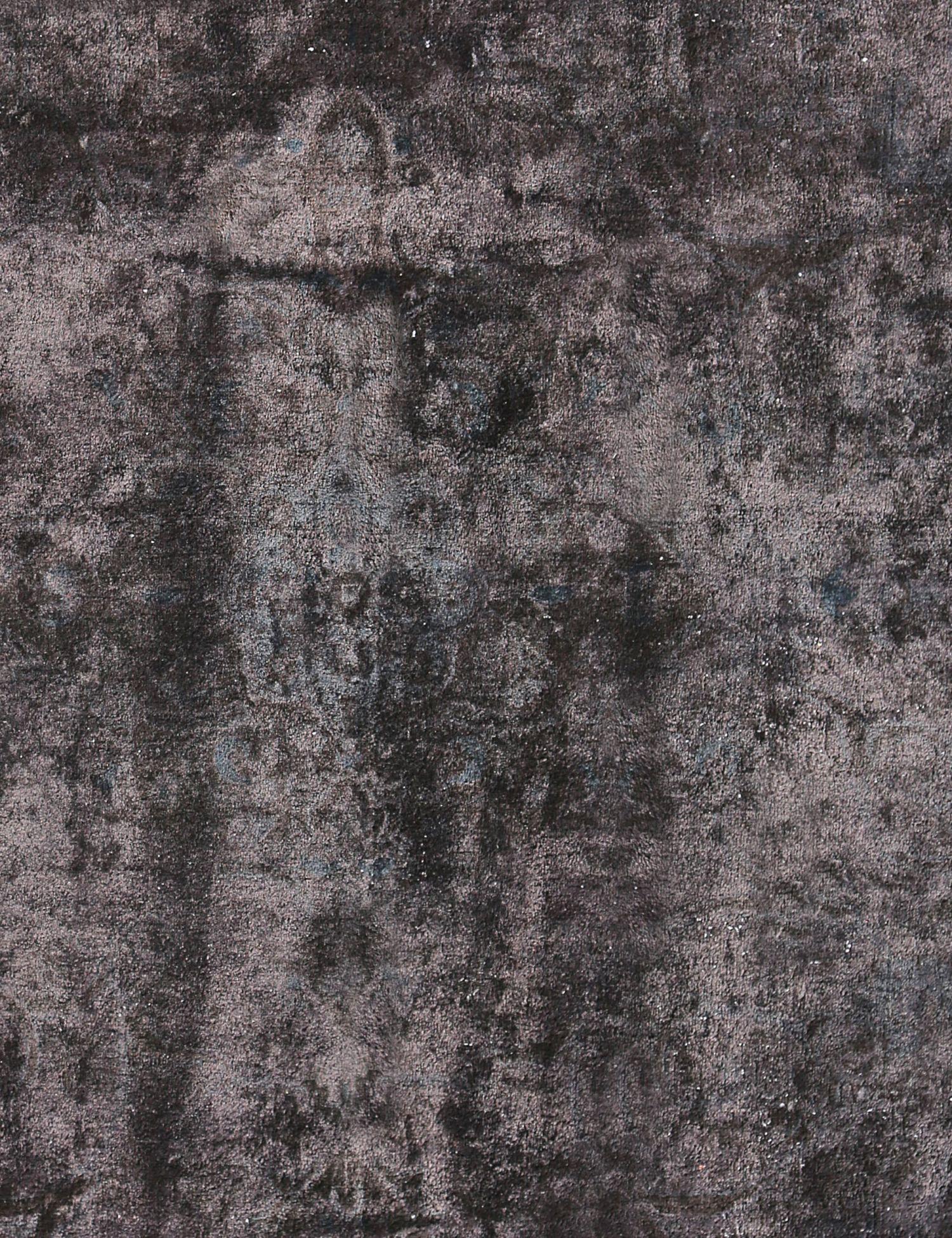 Tappeto Vintage  nero <br/>255 x 111 cm