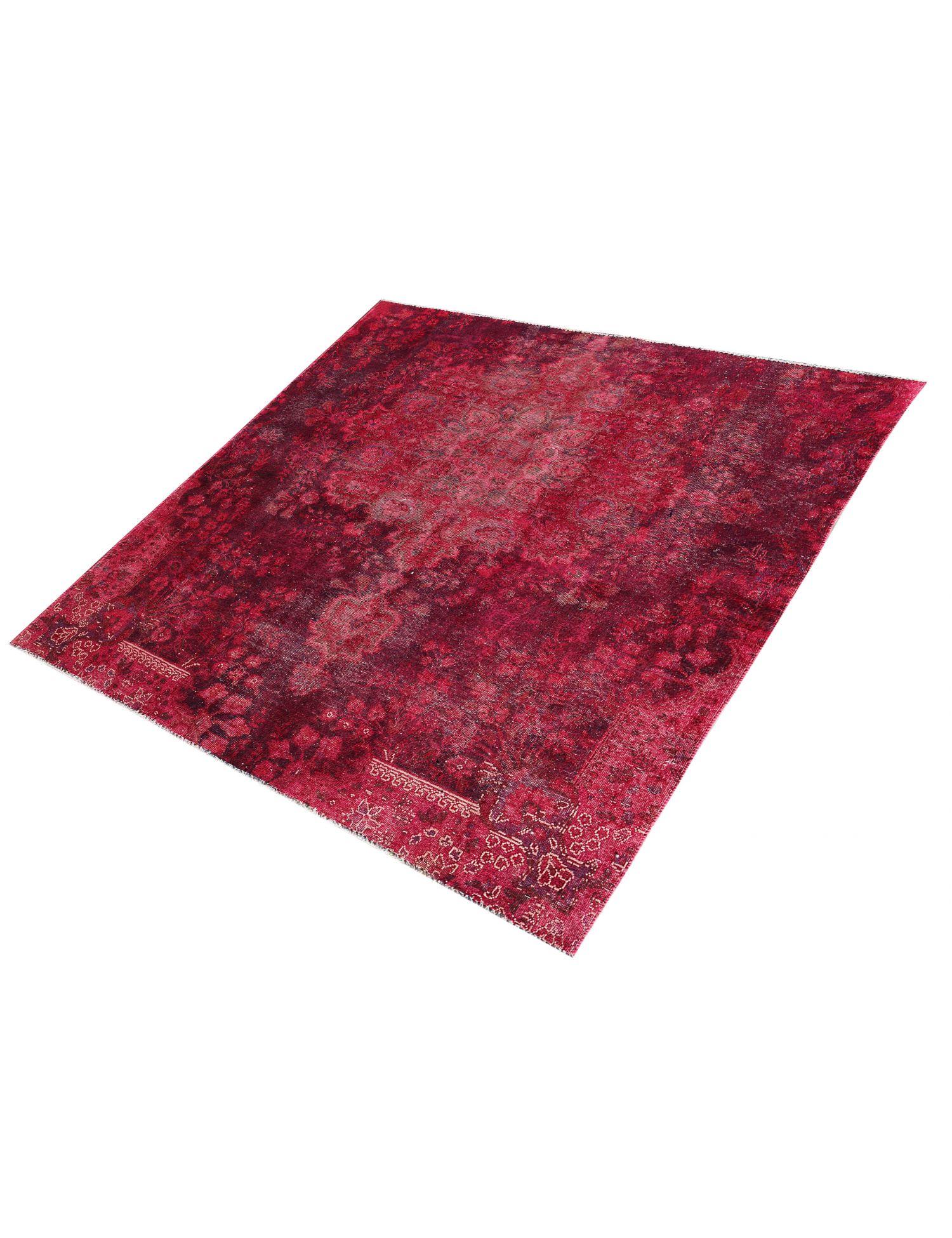 Tappeto Vintage  rosso <br/>202 x 192 cm