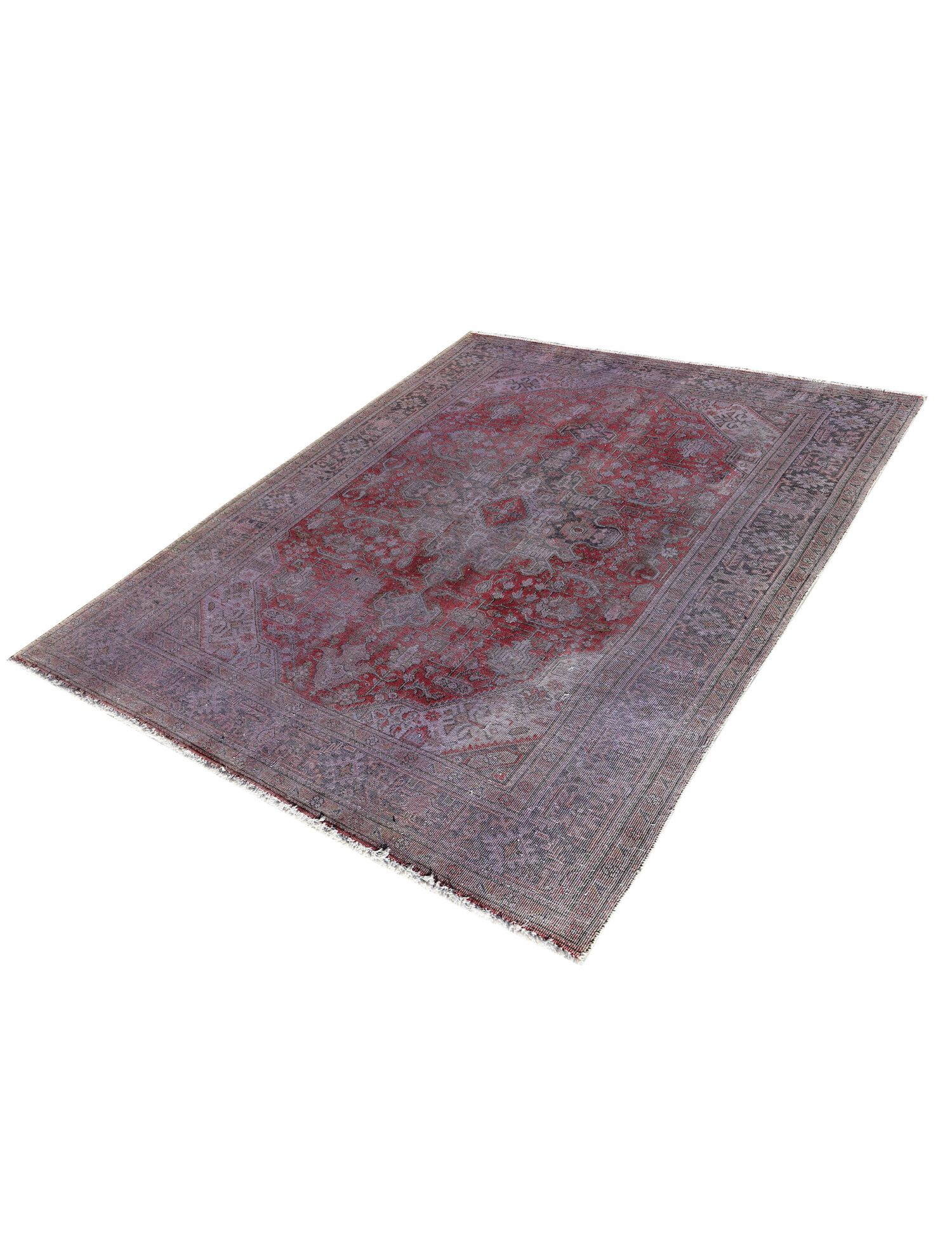 Vintage Teppich  lila <br/>290 x 190 cm