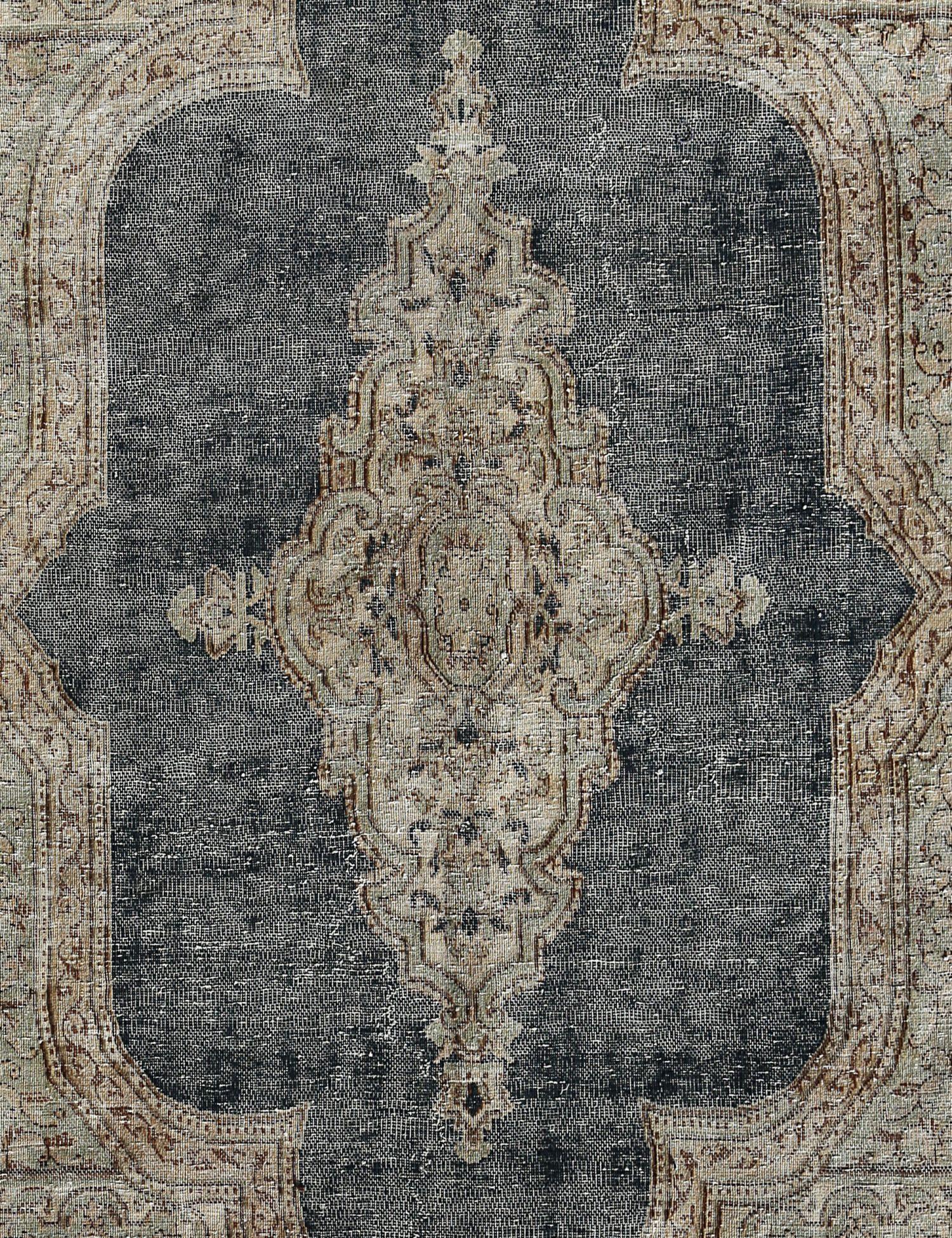 Vintage Teppich  blau <br/>287 x 212 cm