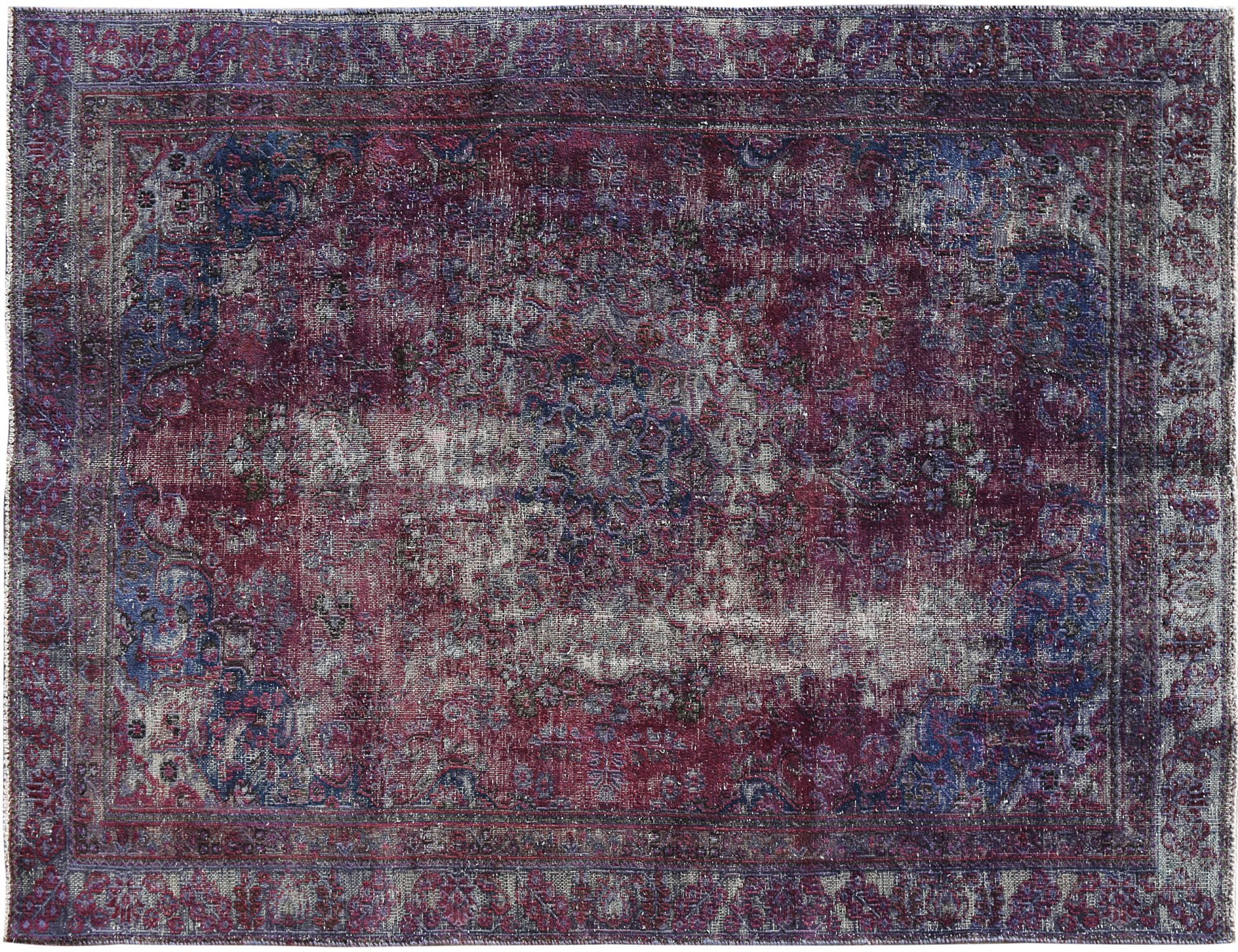 Tappeto Vintage  blu <br/>260 x 170 cm