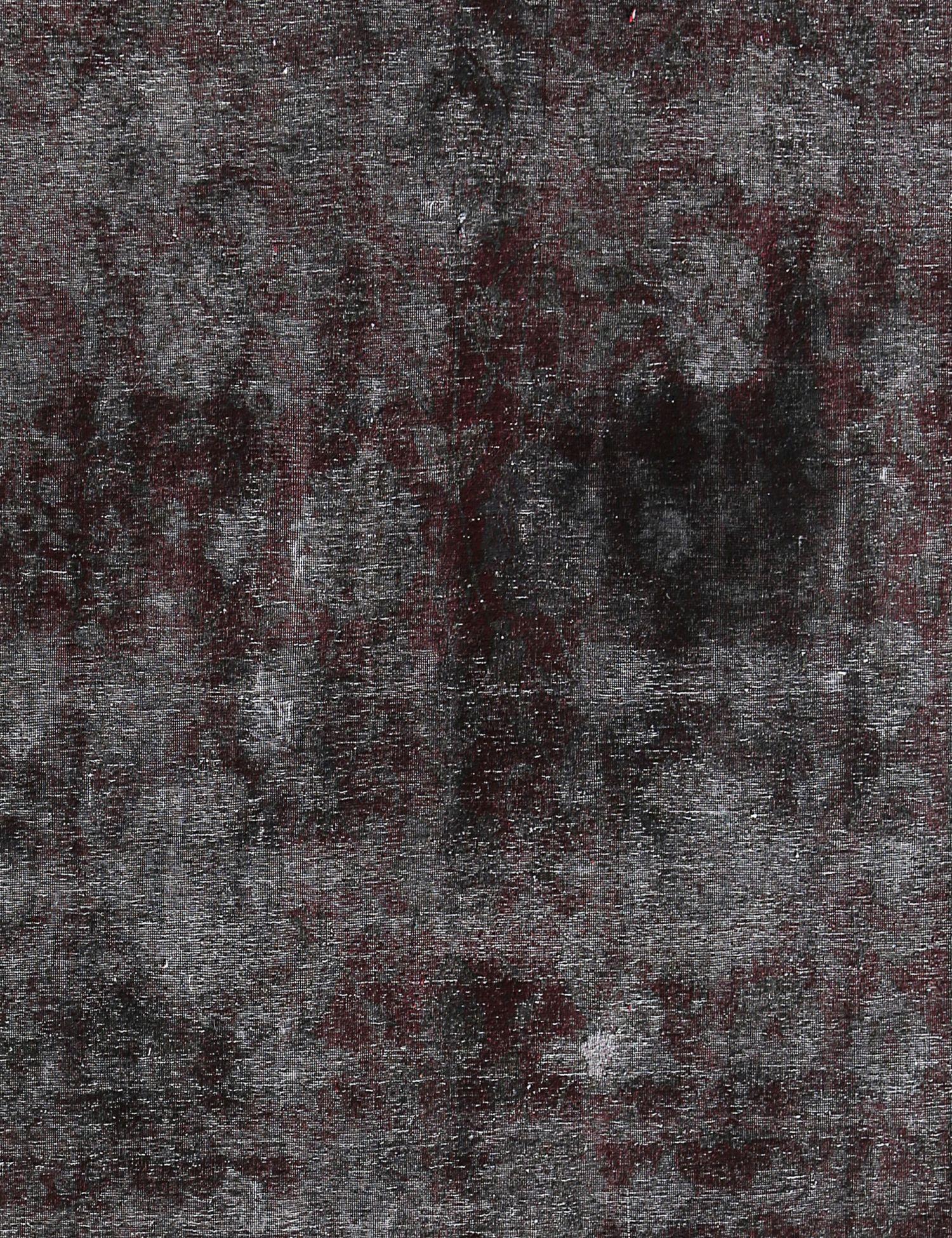 Tappeto Vintage  nero <br/>247 x 237 cm