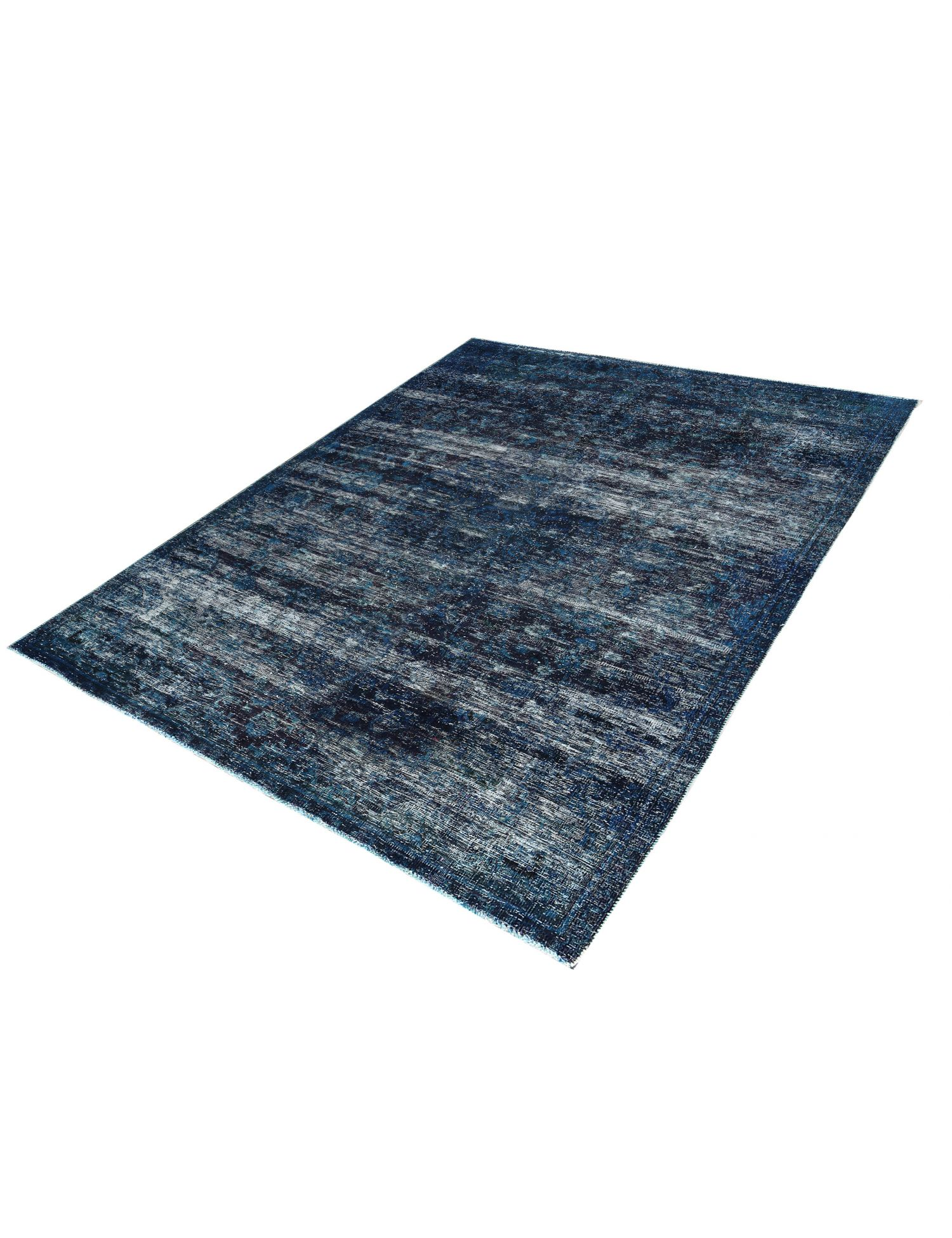 Tappeto Vintage  blu <br/>257 x 185 cm