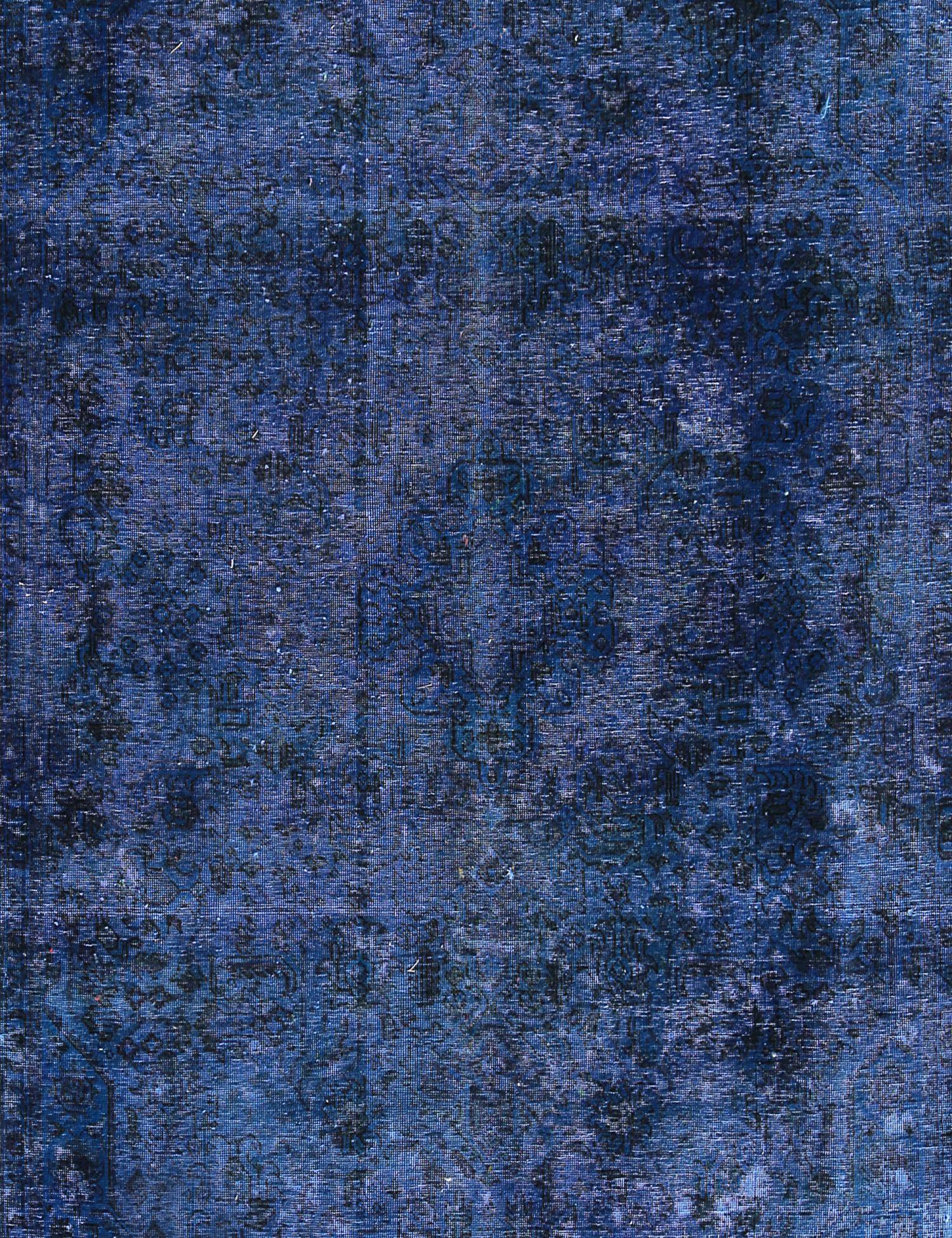 Tappeto Vintage  blu <br/>275 x 195 cm