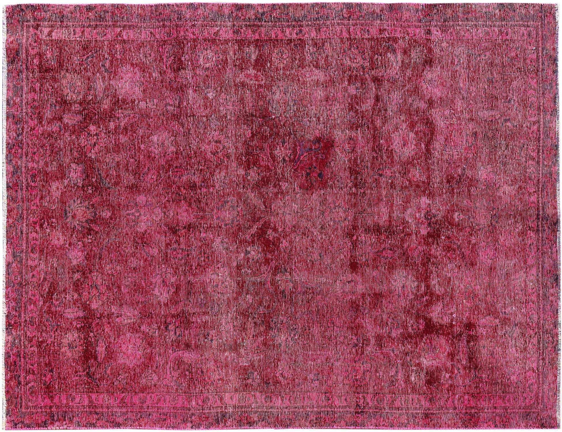Tappeto Vintage  rosso <br/>294 x 194 cm