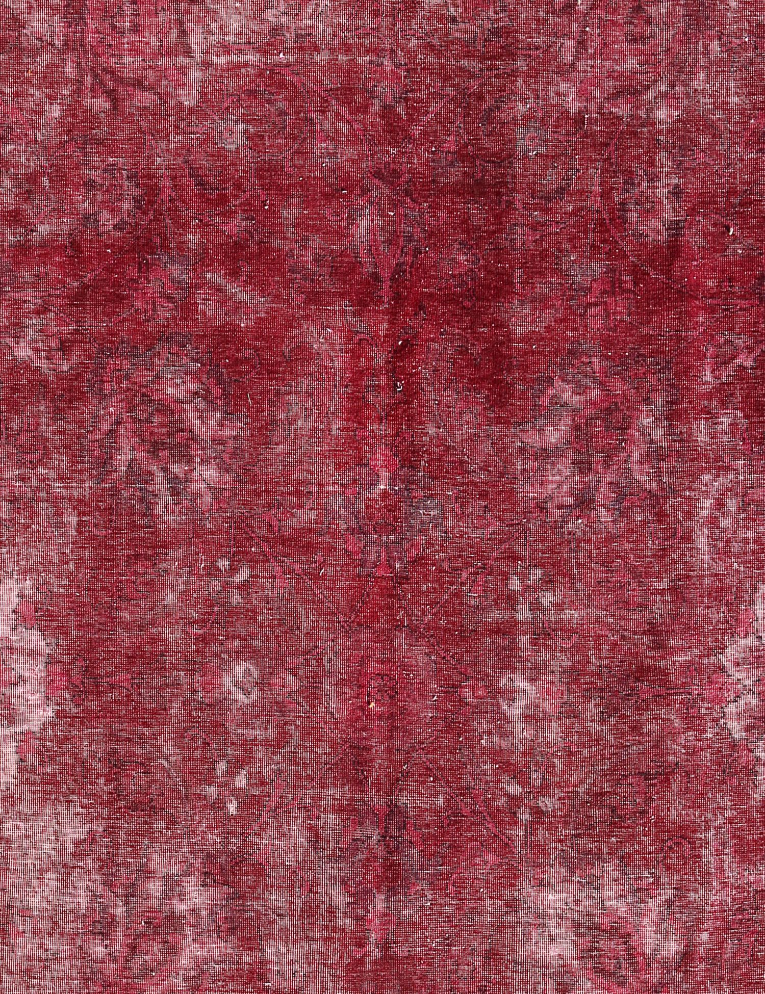 Vintage Teppich  rot <br/>270 x 201 cm
