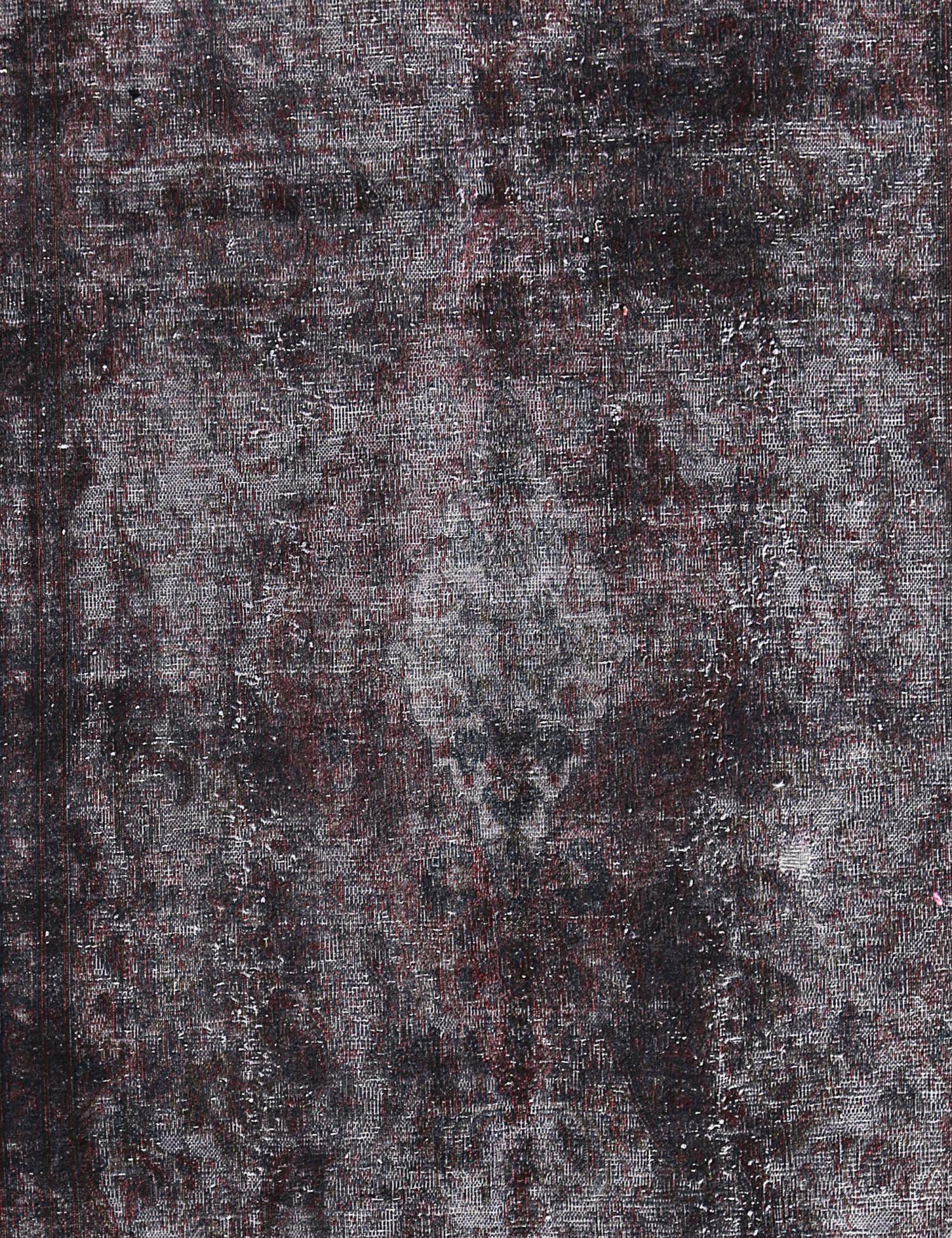 Tappeto Vintage  nero <br/>270 x 165 cm