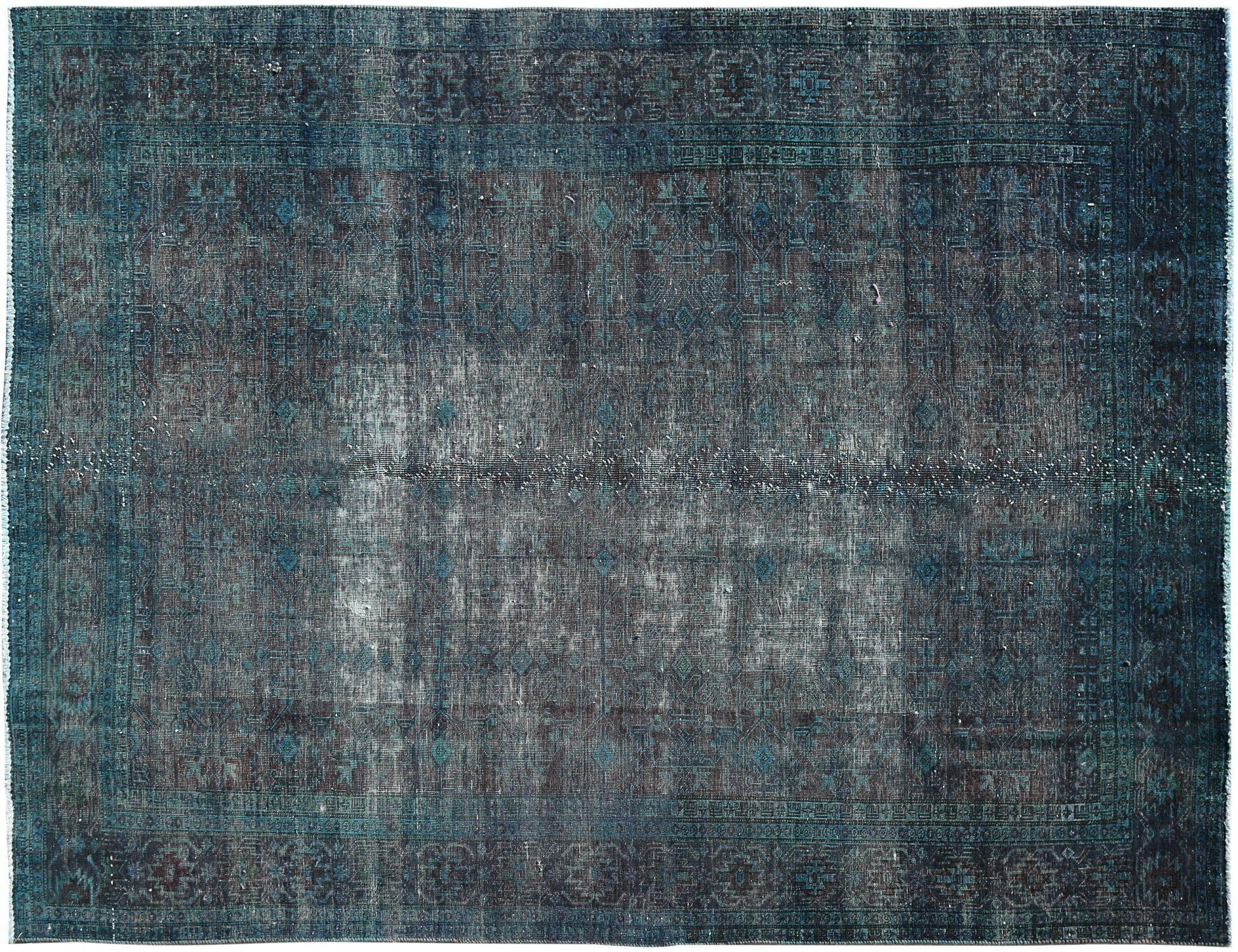 Vintage Teppich  grün <br/>277 x 188 cm