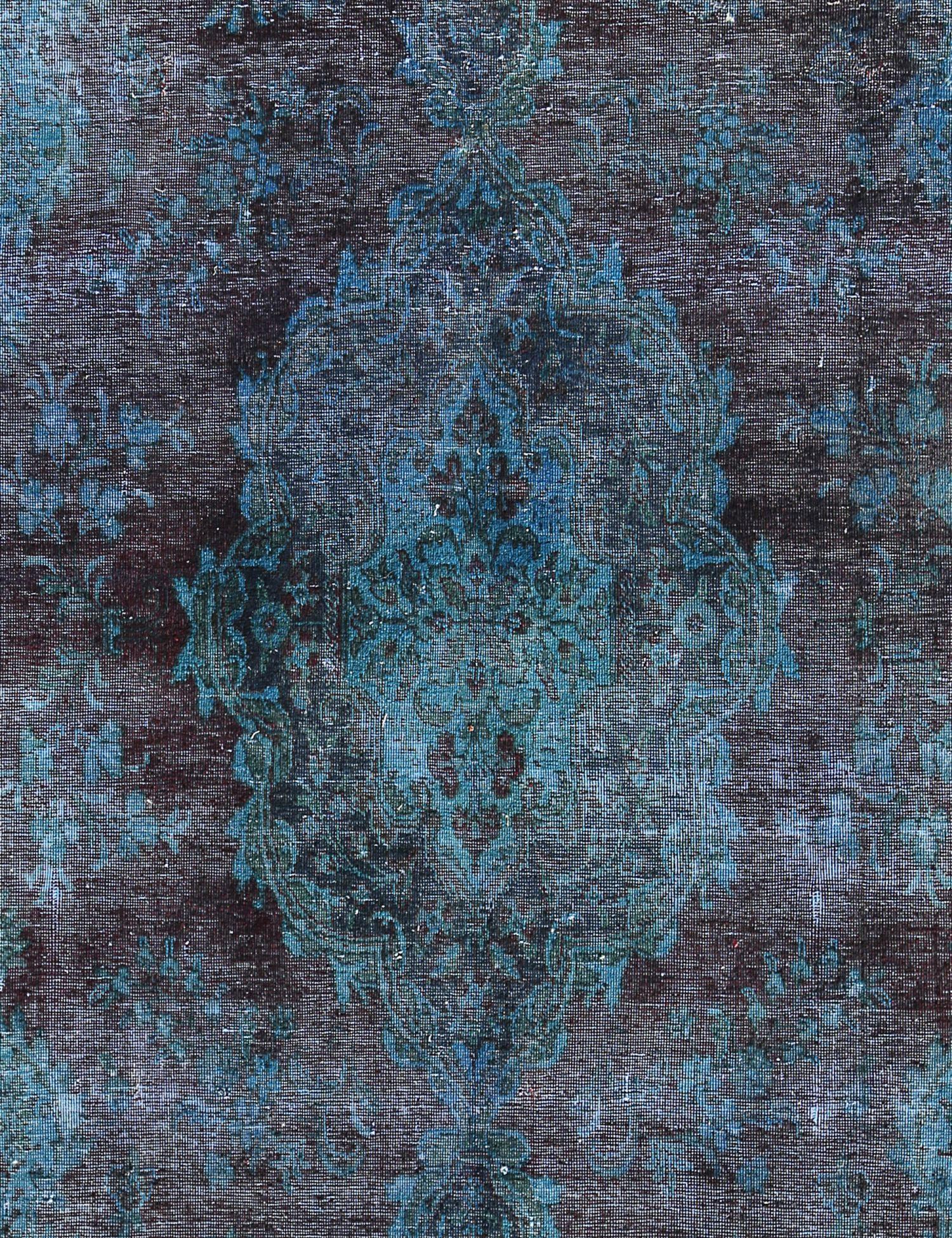 Vintage Perserteppich  türkis <br/>289 x 178 cm