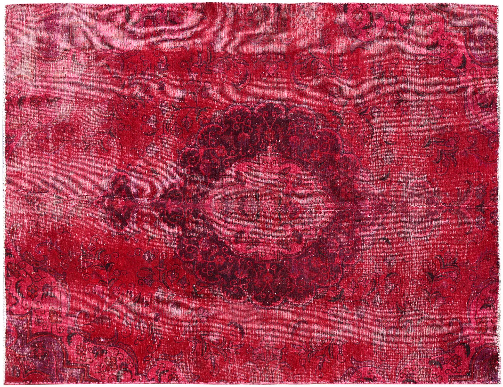 Vintage Teppich  rot <br/>288 x 185 cm