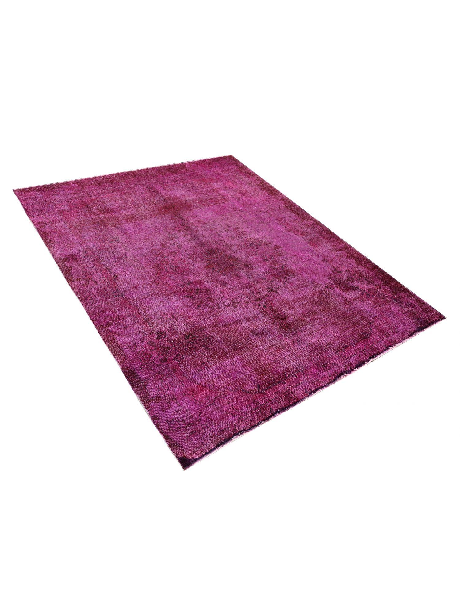 Tappeto Vintage  rosa <br/>271 x 191 cm