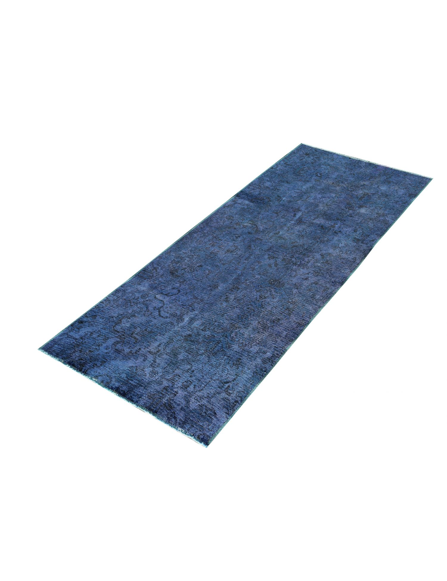 Tappeto Vintage  blu <br/>253 x 106 cm
