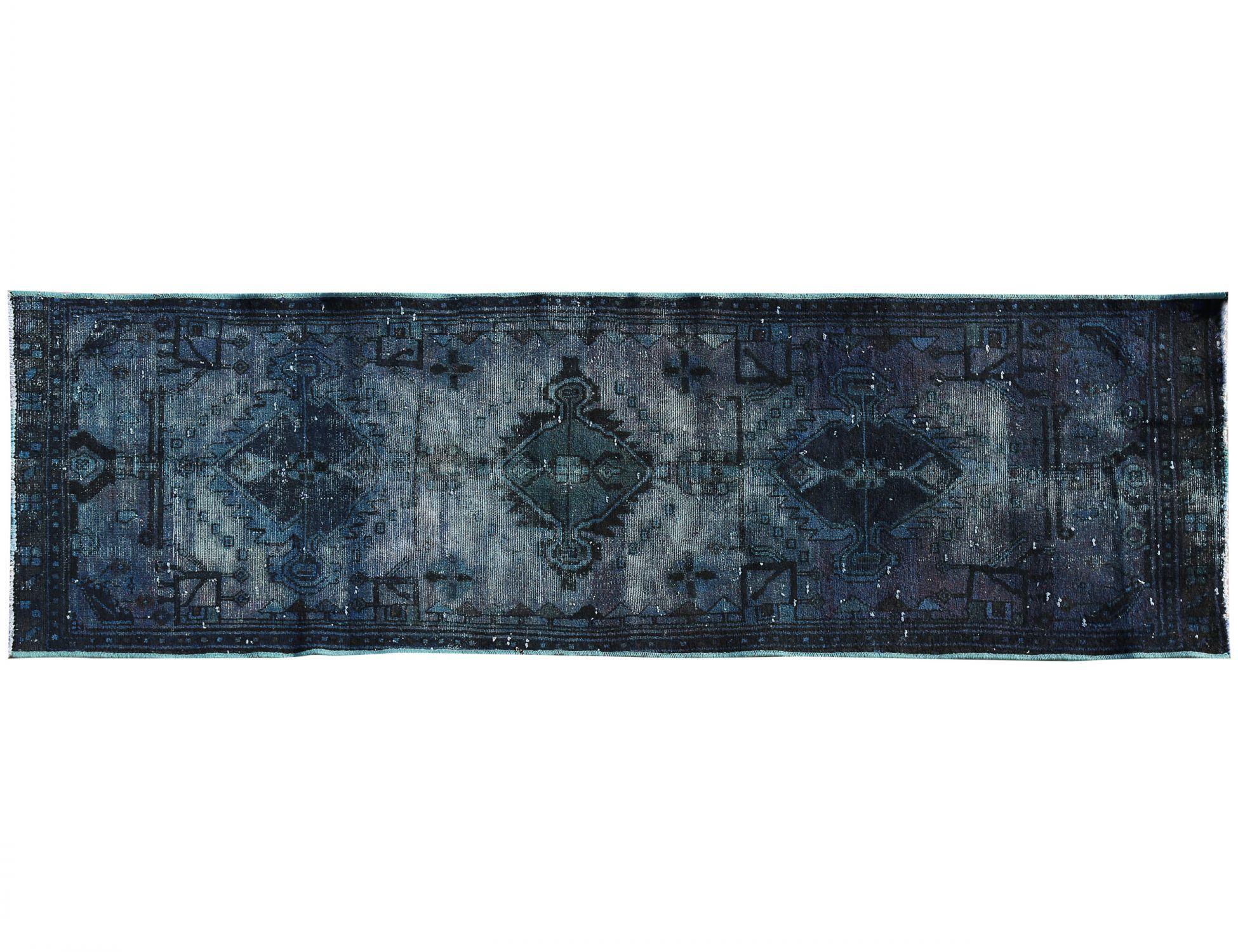 Passatoia Vintage  blu <br/>270 x 80 cm