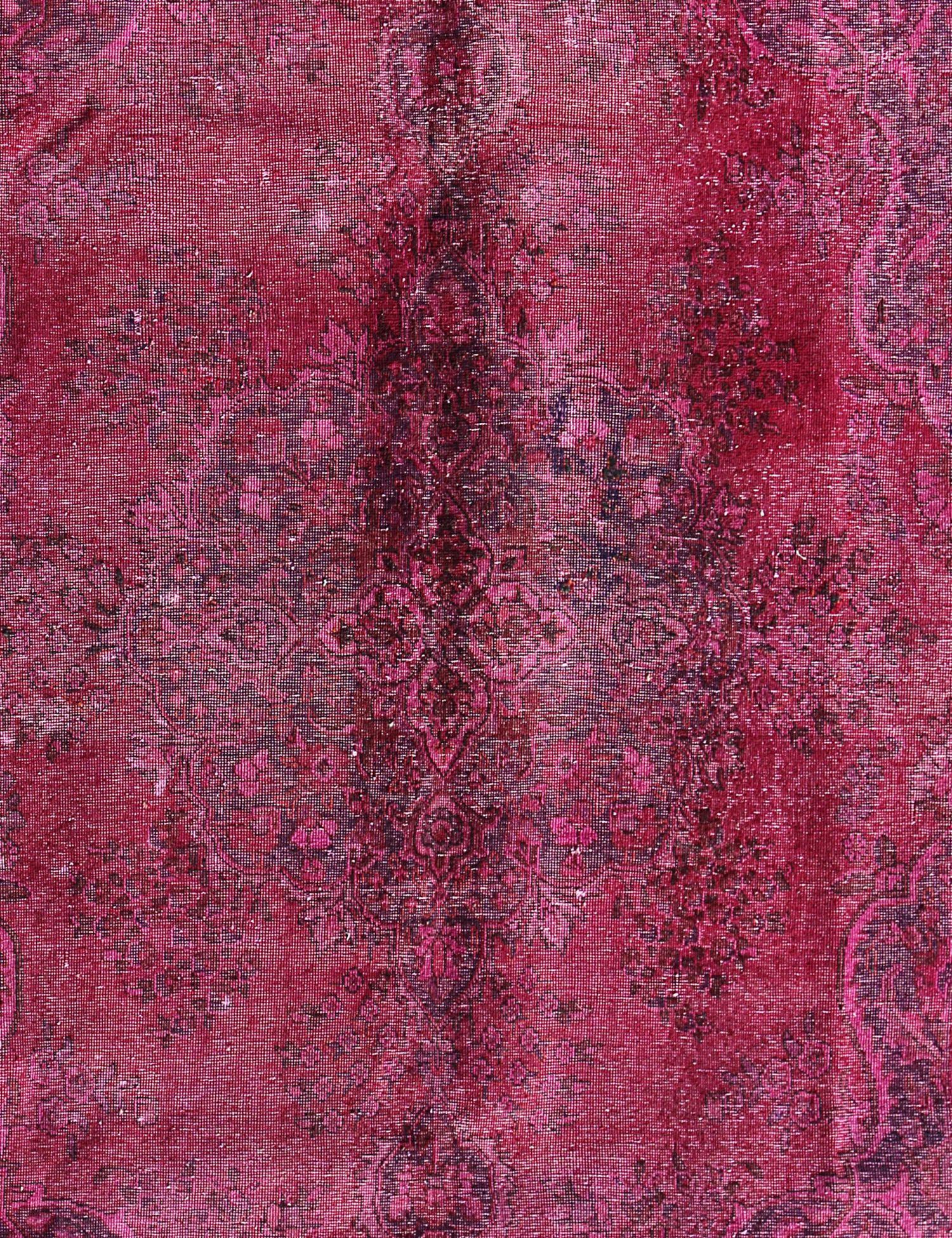 Vintage Teppich  rot <br/>312 x 211 cm