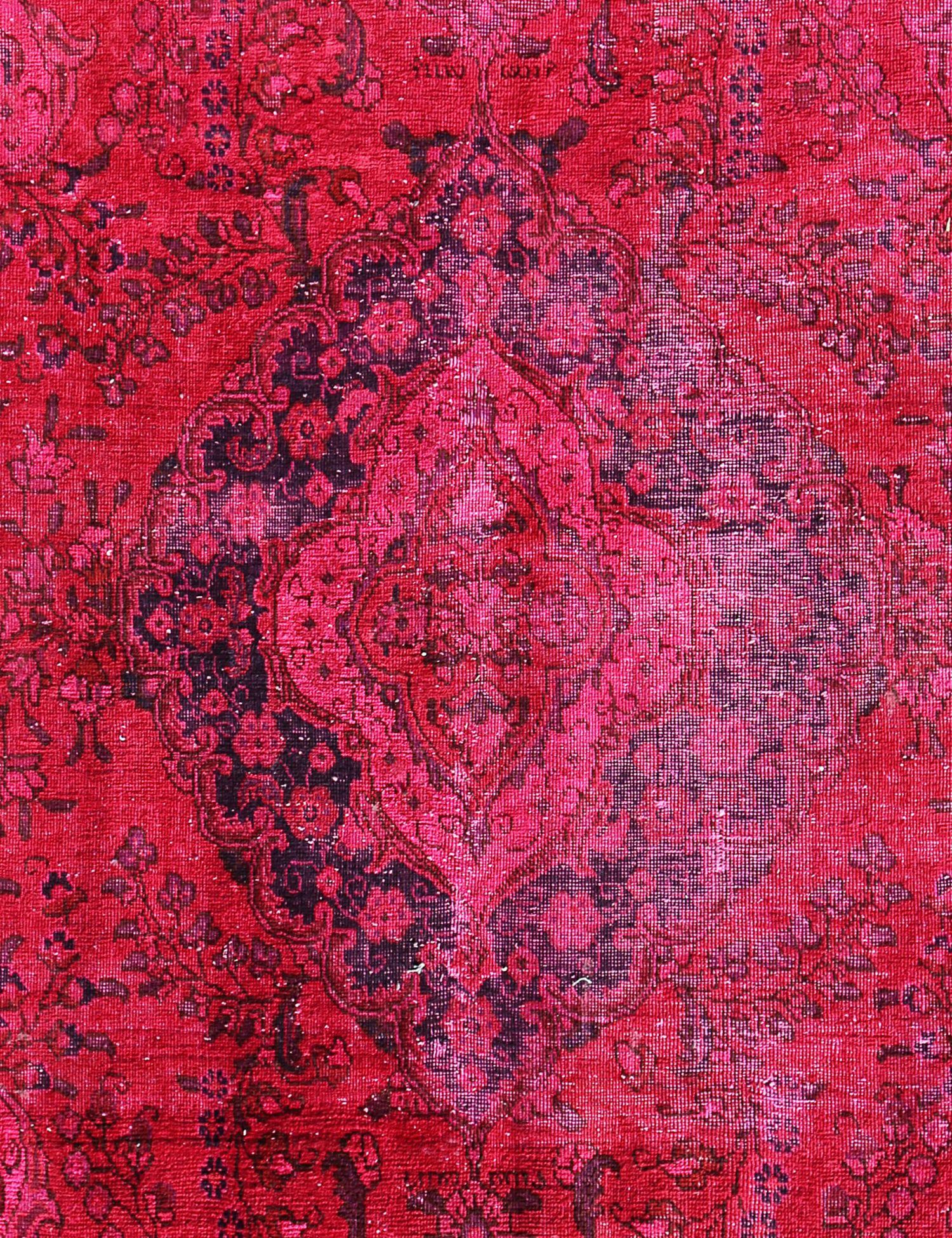 Tappeto Vintage  rosso <br/>290 x 175 cm