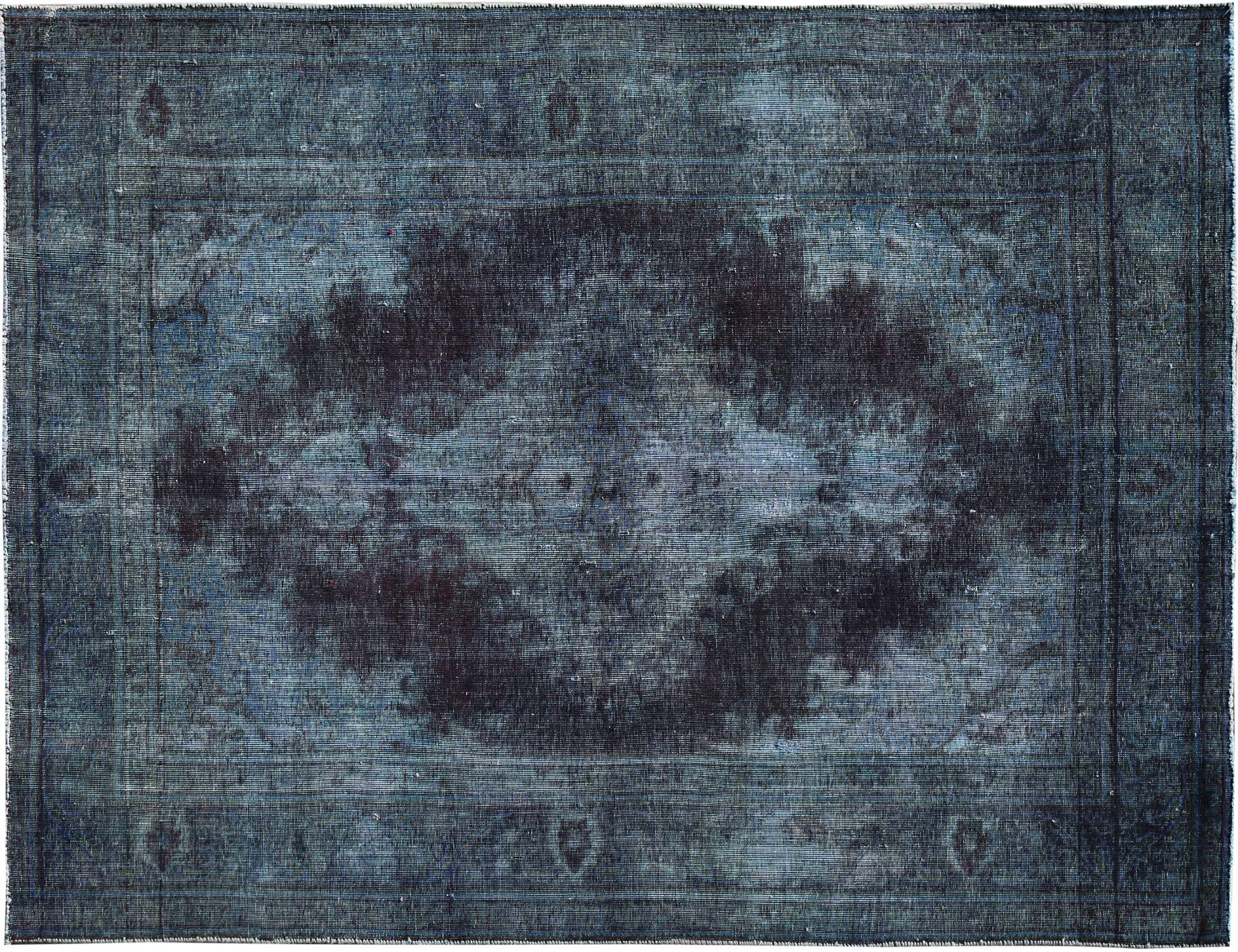 Tappeto Vintage  blu <br/>291 x 192 cm