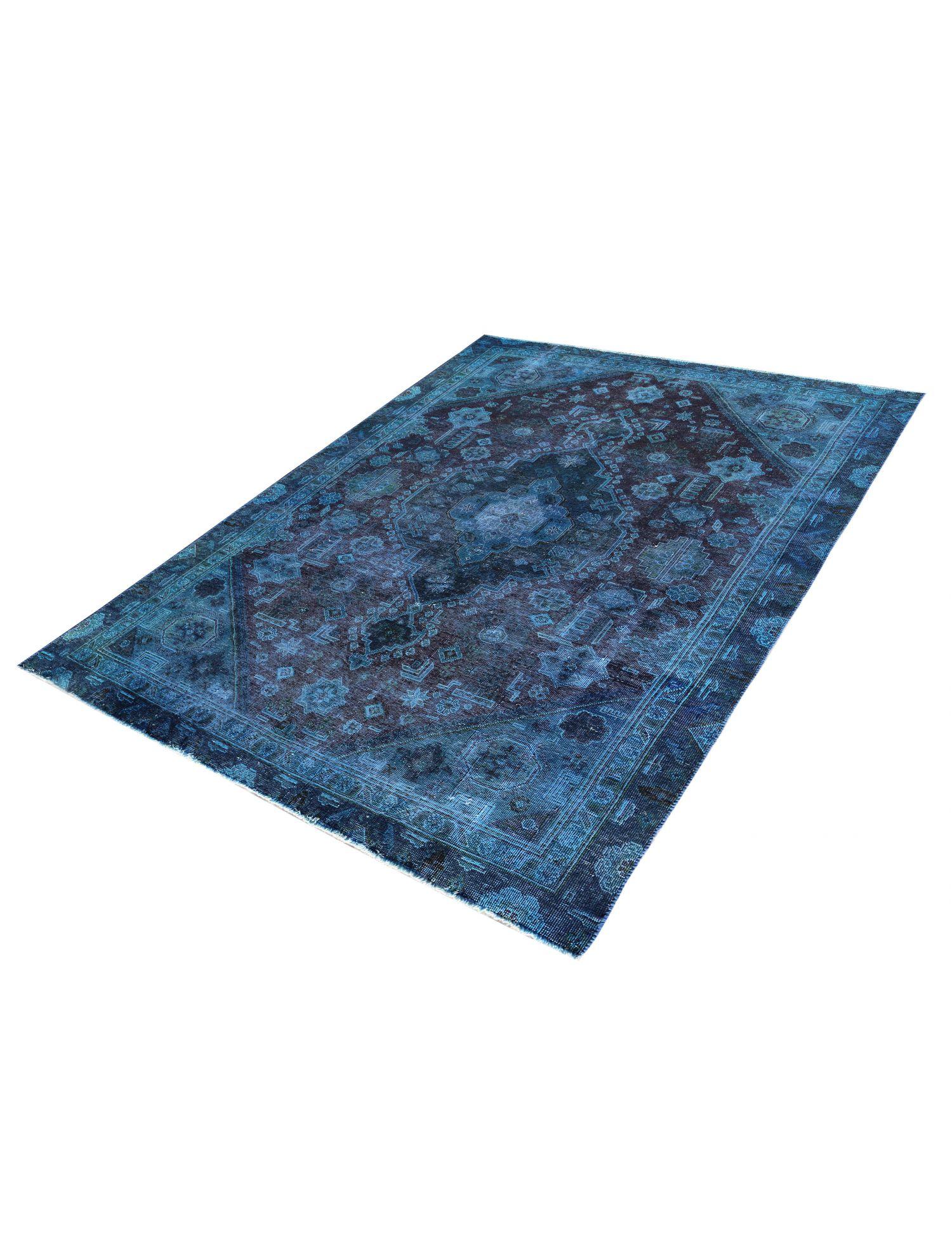 Vintage Teppich  blau <br/>261 x 175 cm