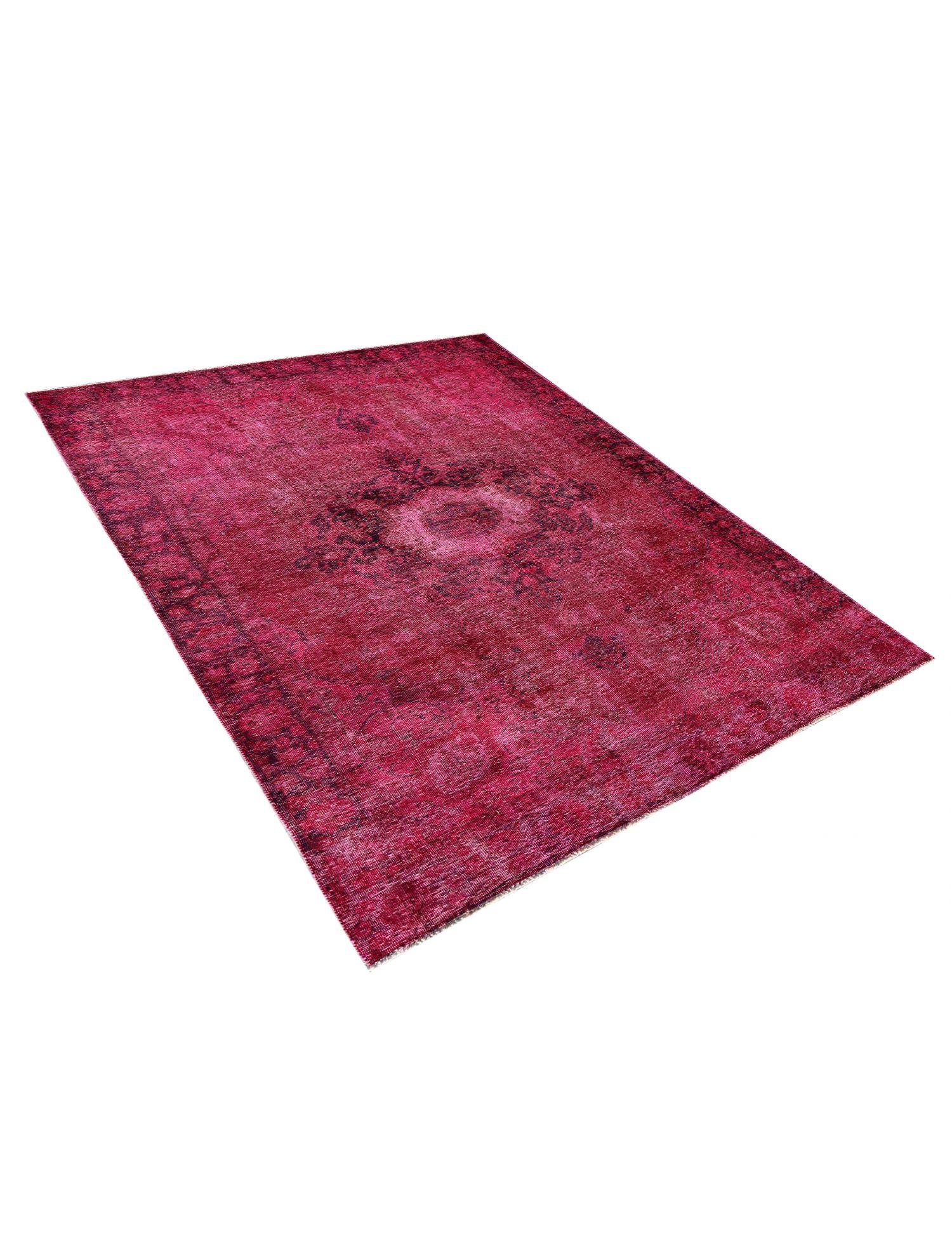 Vintage Teppich  rot <br/>280 x 191 cm