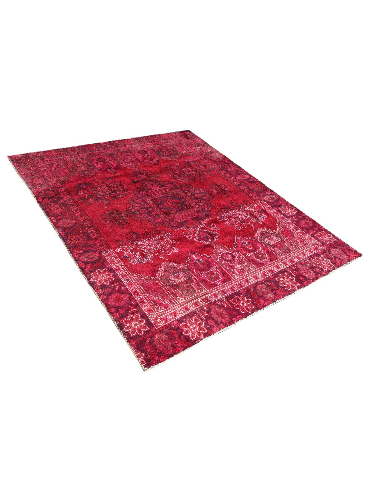 Tappeto Vintage  rosso <br/>285 x 185 cm