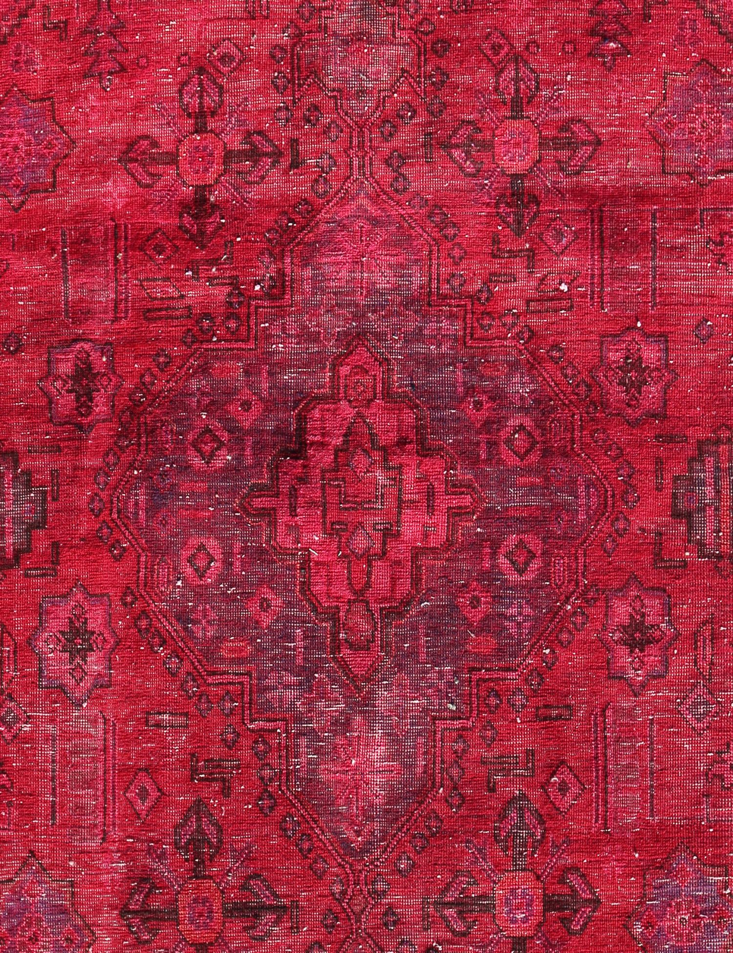 Tappeto Vintage  rosso <br/>260 x 182 cm
