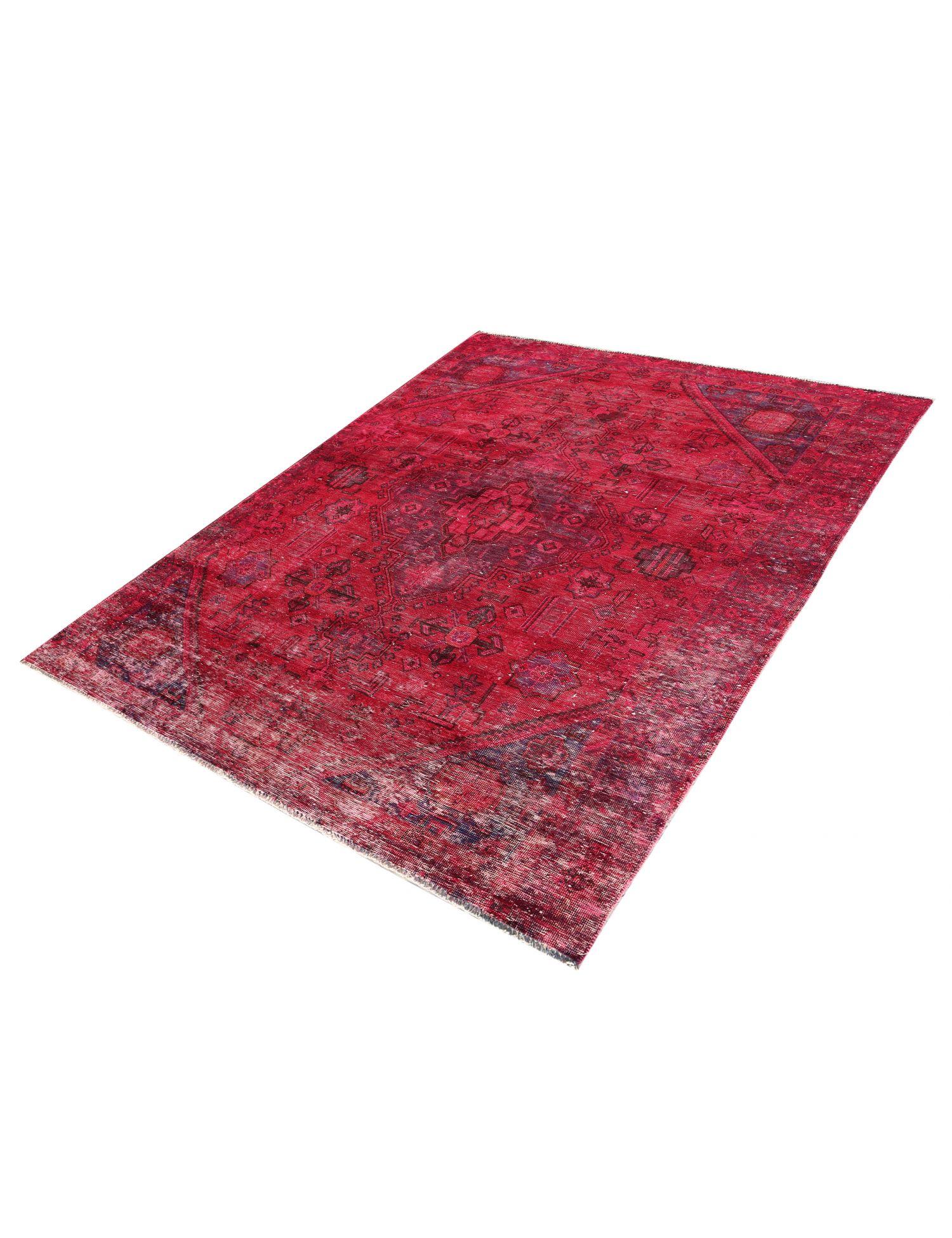 Vintage Teppich  rot <br/>260 x 182 cm