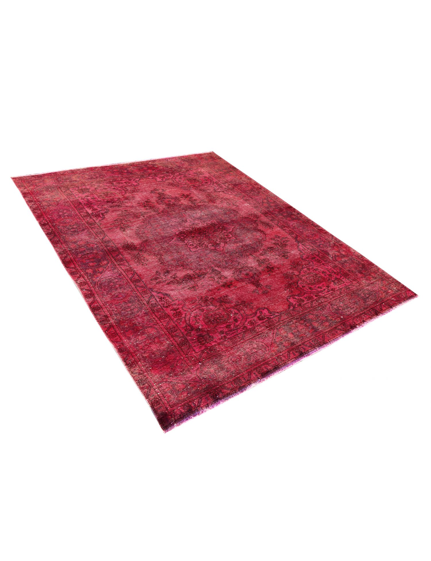Vintage Teppich  rot <br/>292 x 194 cm