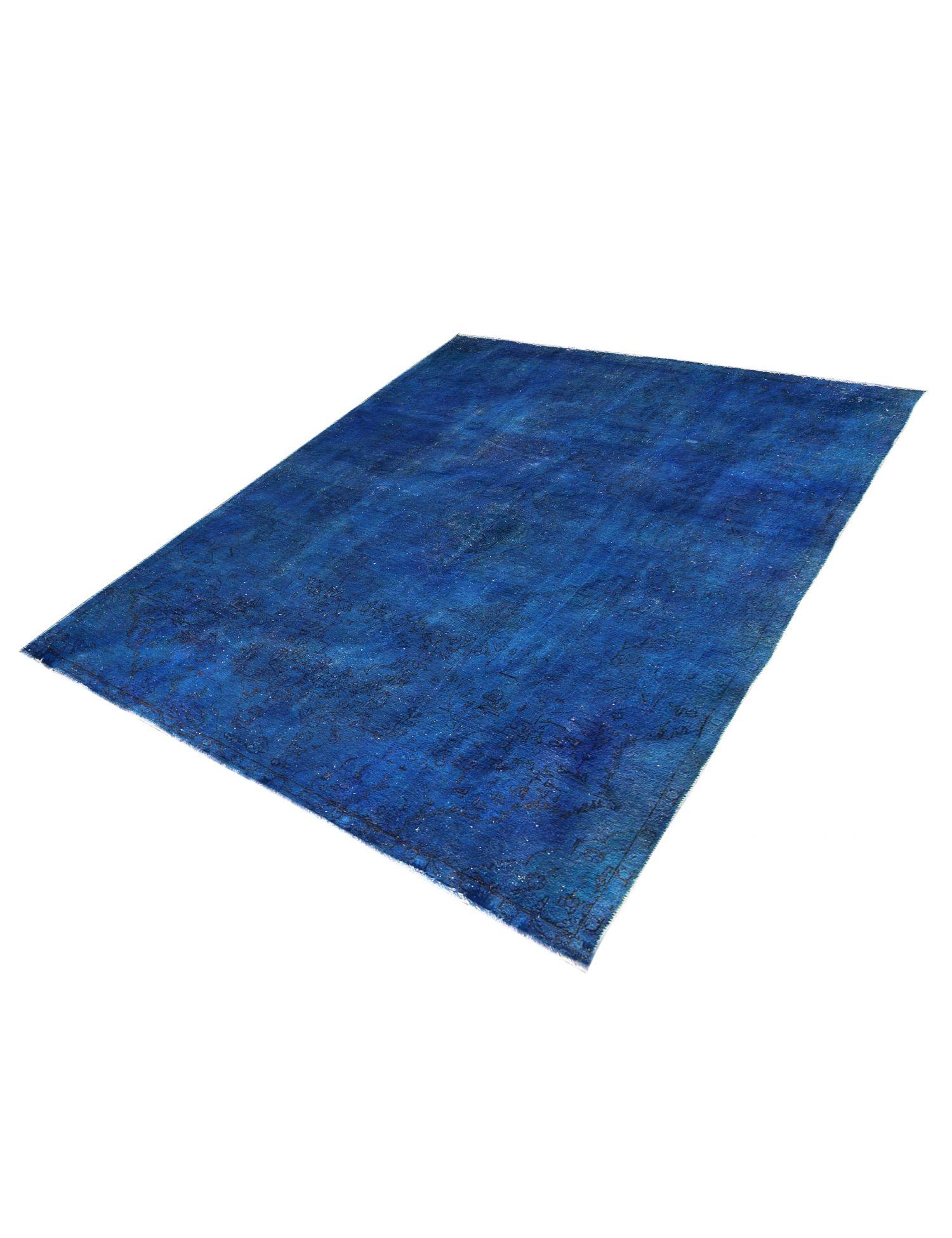 Tappeto Vintage  blu <br/>313 x 246 cm