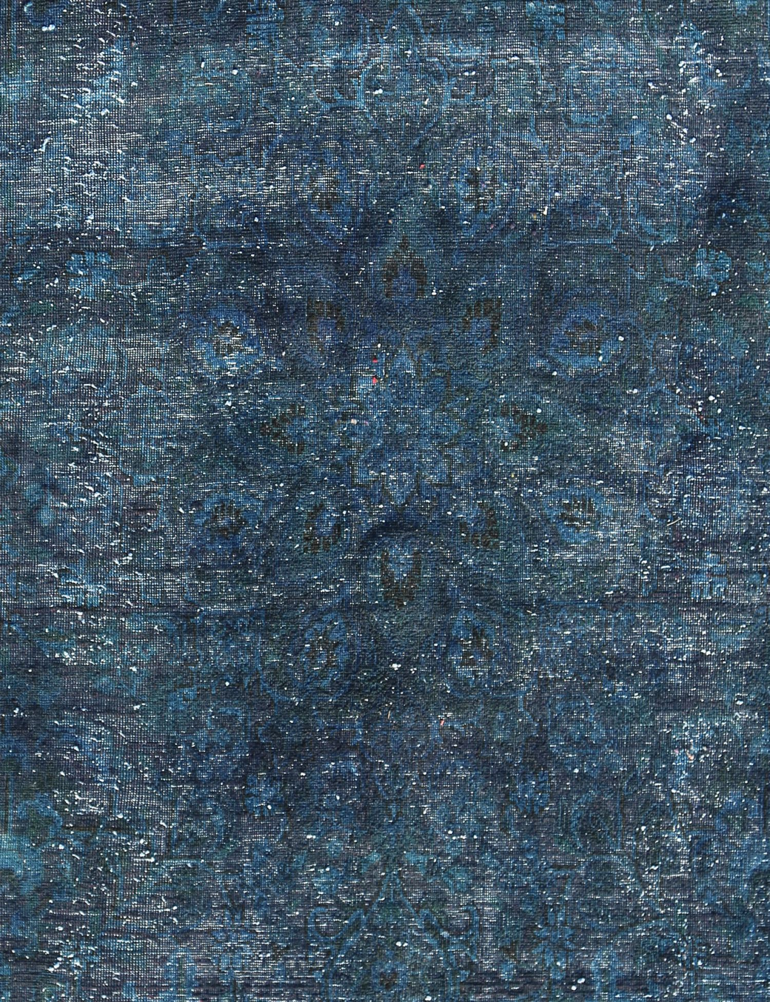Tappeto Vintage  blu <br/>254 x 180 cm