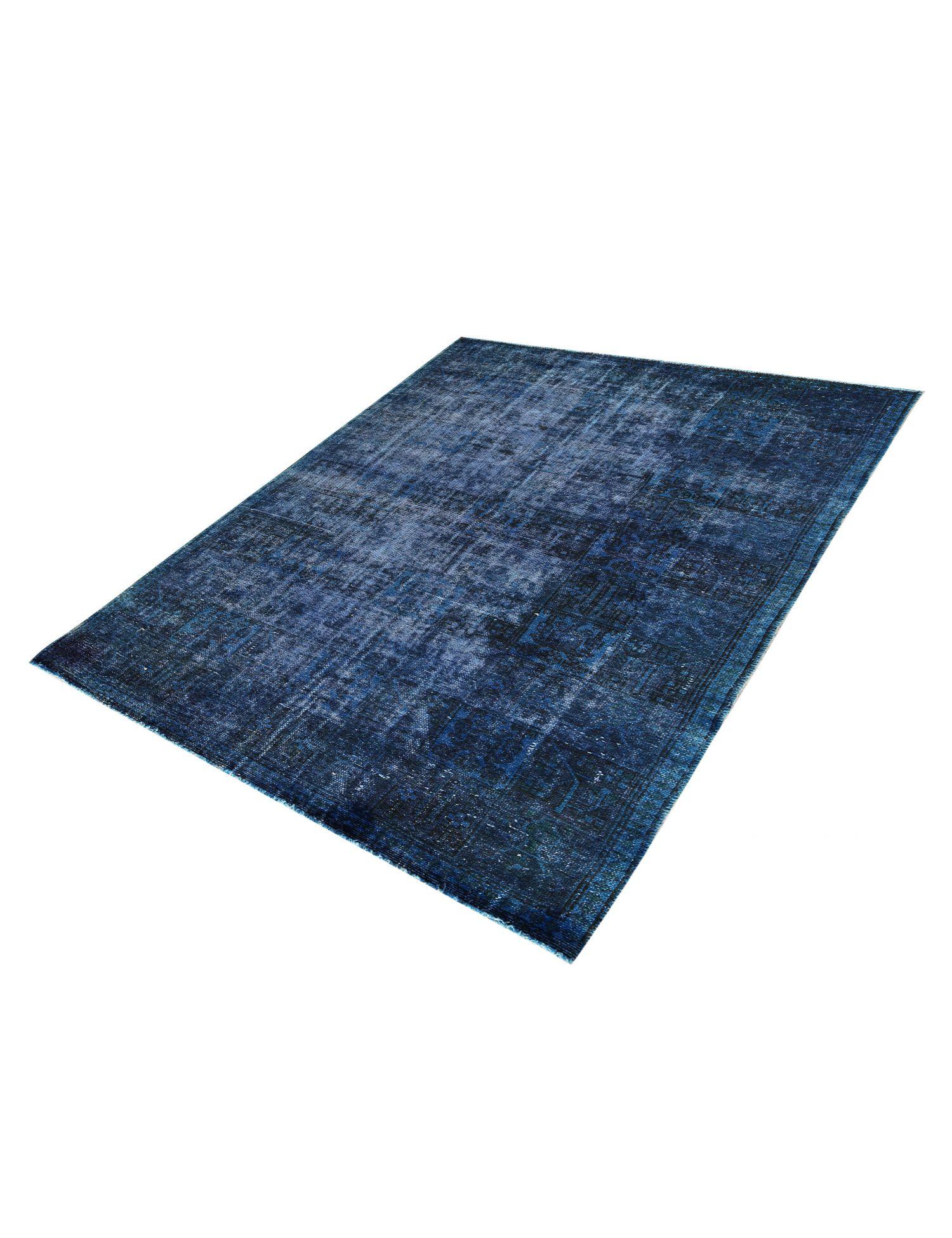 Tappeto Vintage  blu <br/>252 x 161 cm