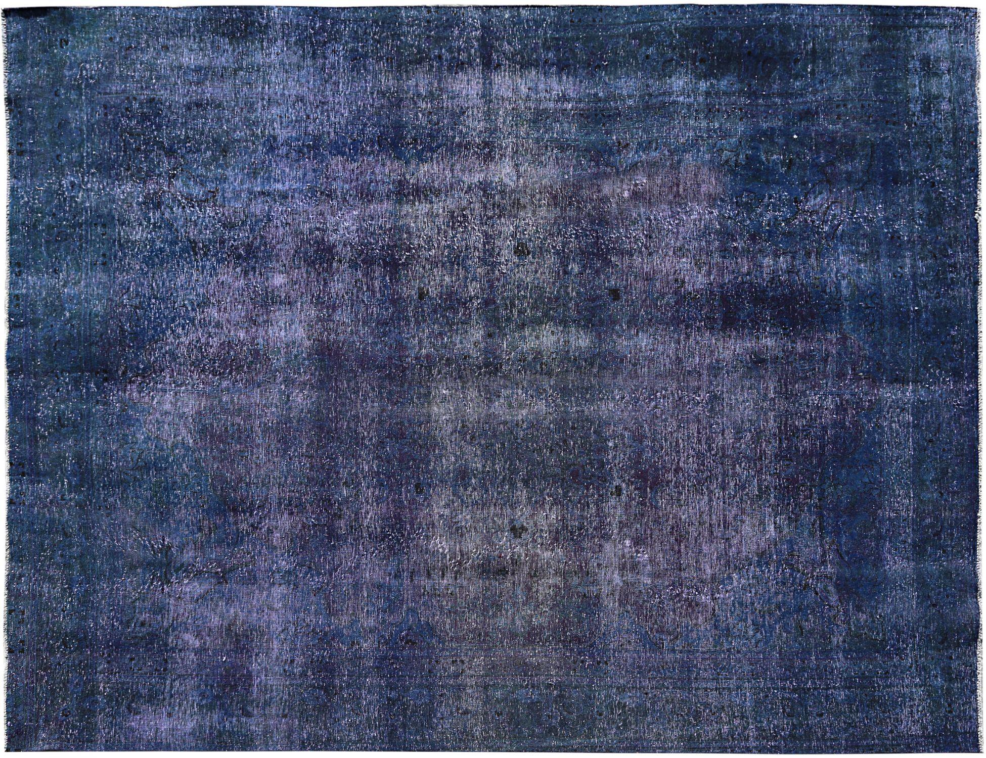 Tappeto Vintage  blu <br/>360 x 274 cm