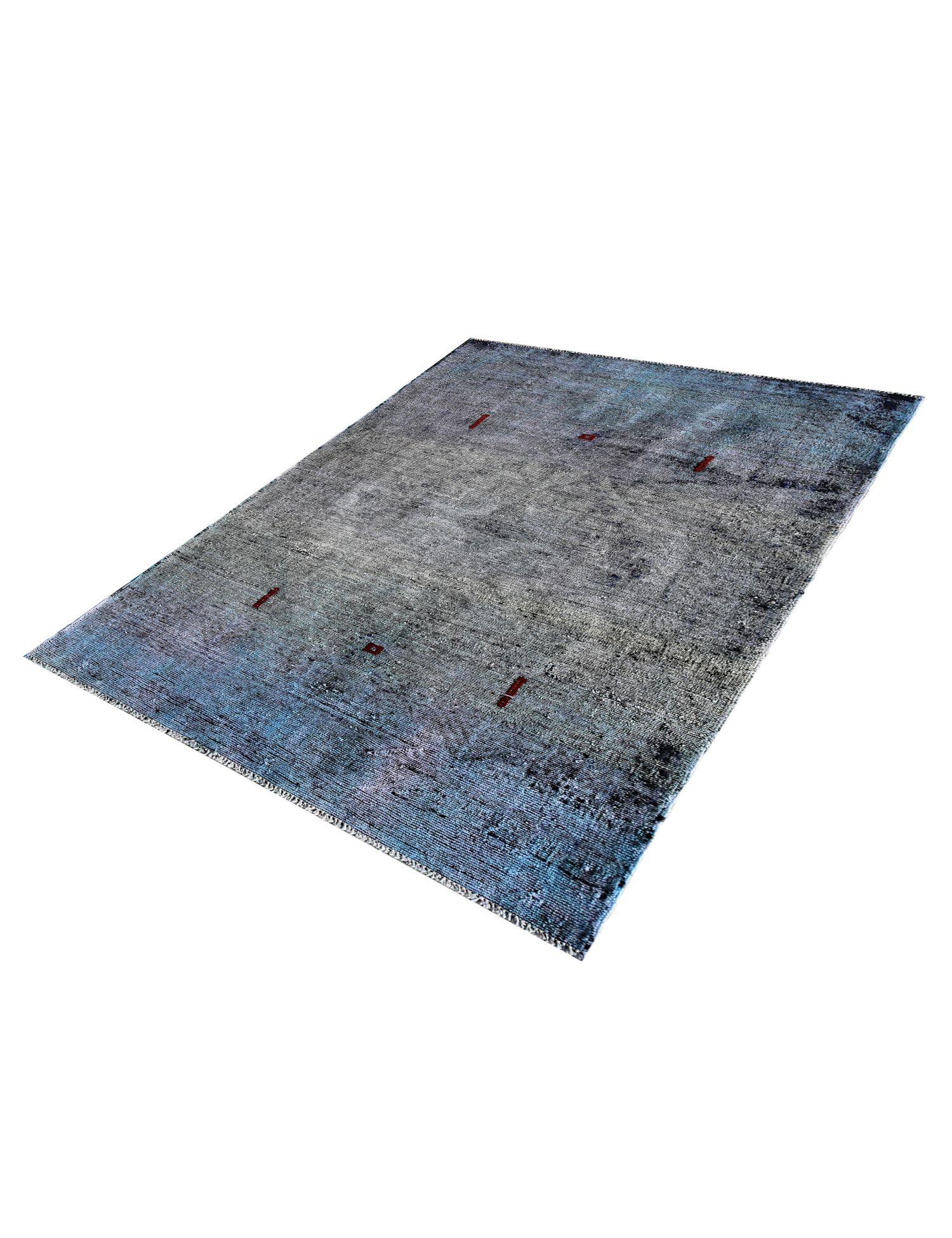 Tappeto Vintage  blu <br/>186 x 120 cm