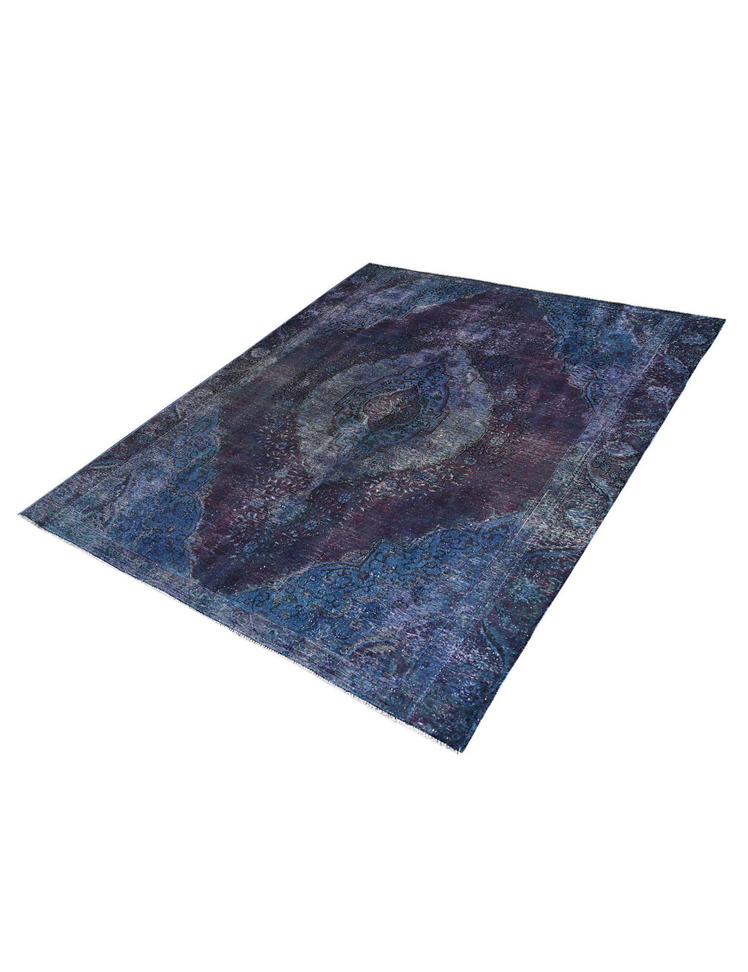 Tappeto Vintage  blu <br/>296 x 230 cm