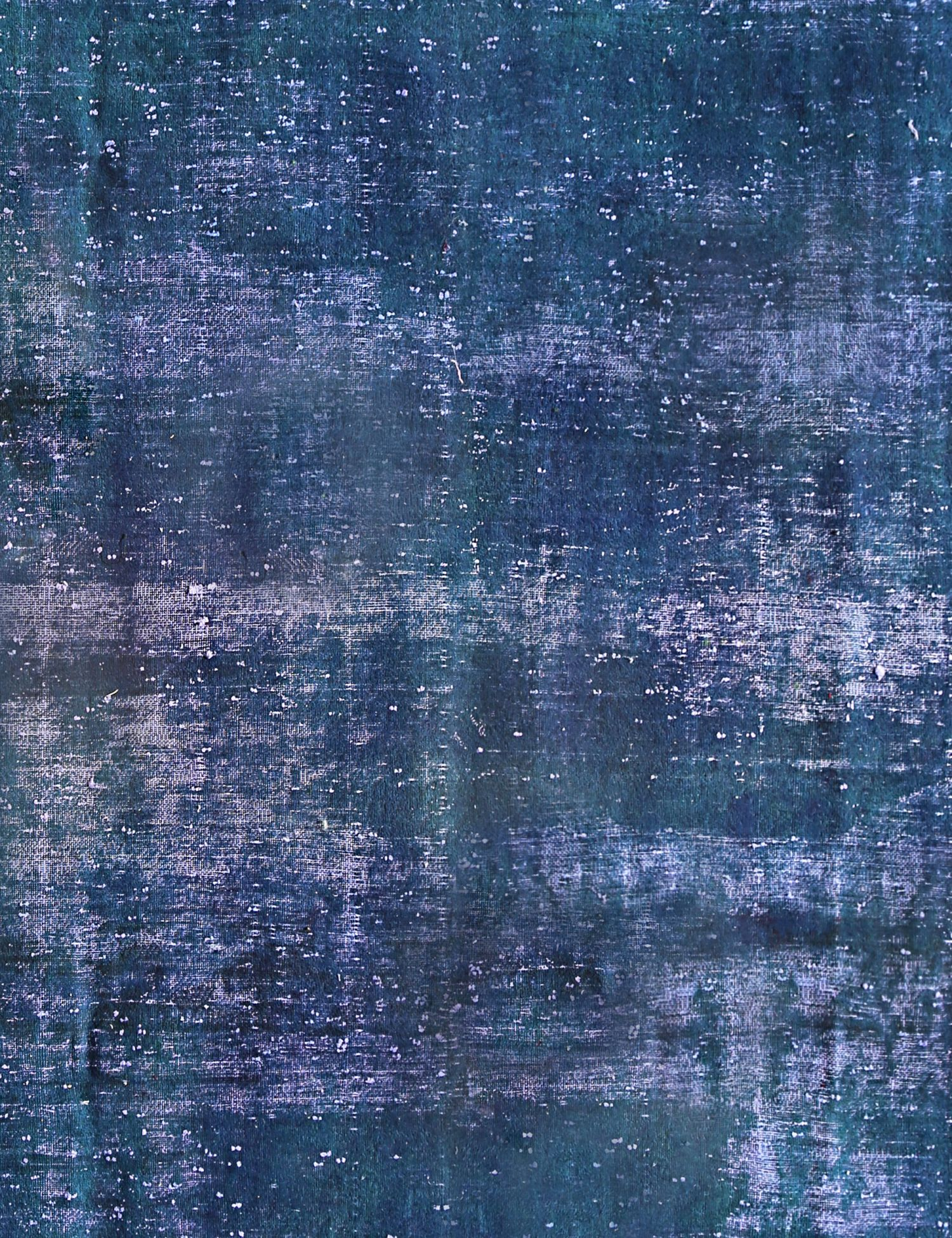 Tappeto Vintage  blu <br/>328 x 240 cm