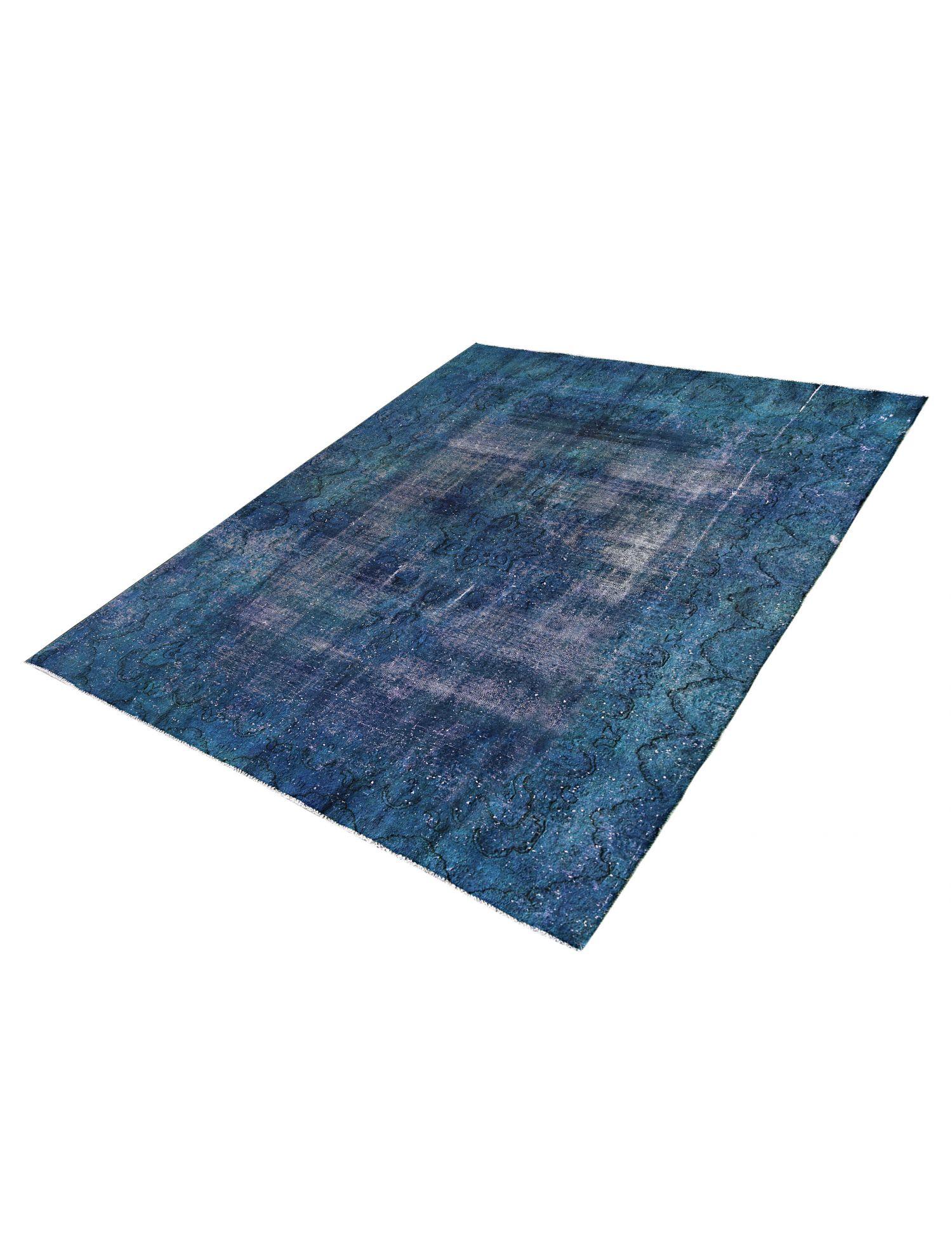 Tappeto Vintage  blu <br/>318 x 233 cm