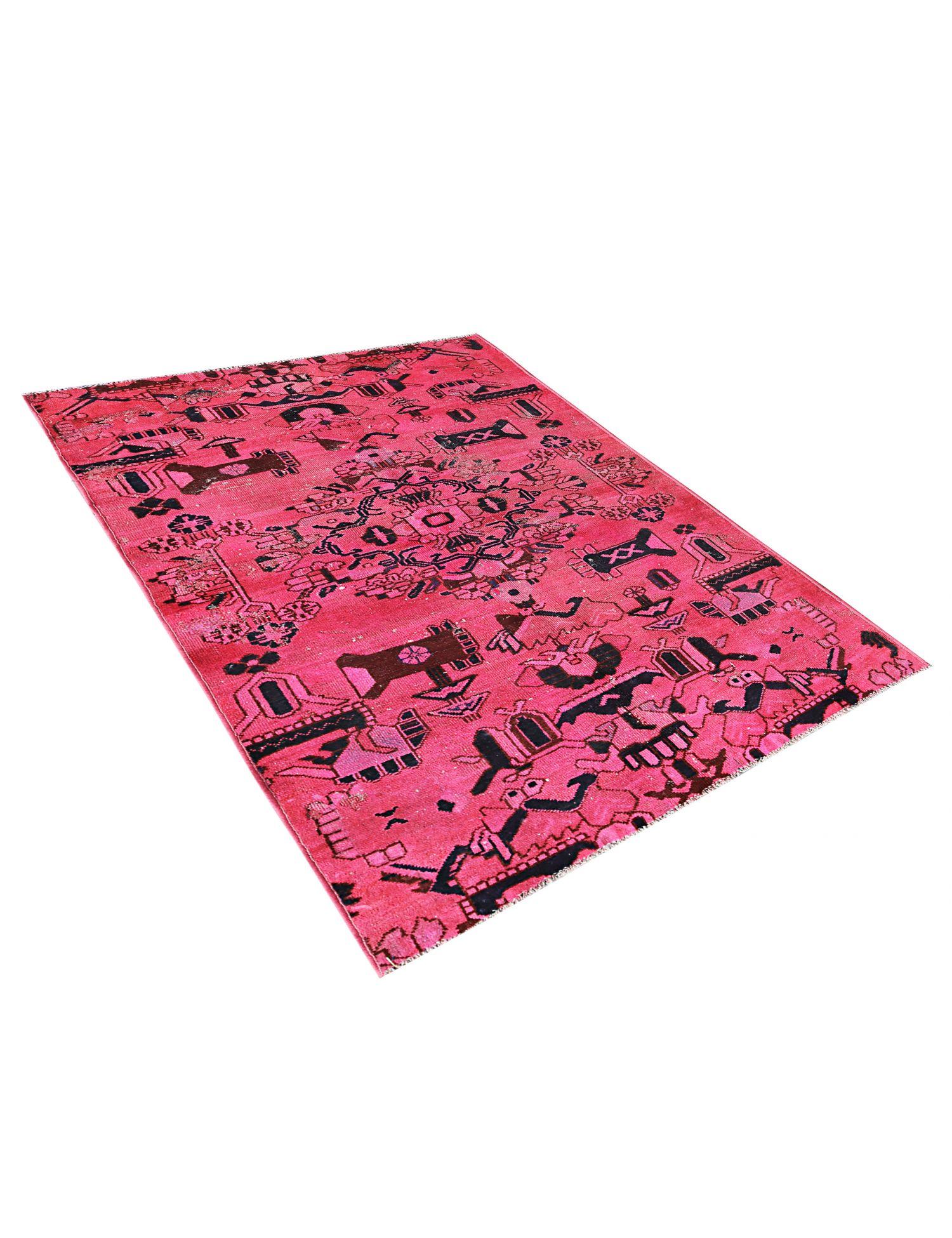 Tappeto Vintage  rosa <br/>177 x 117 cm