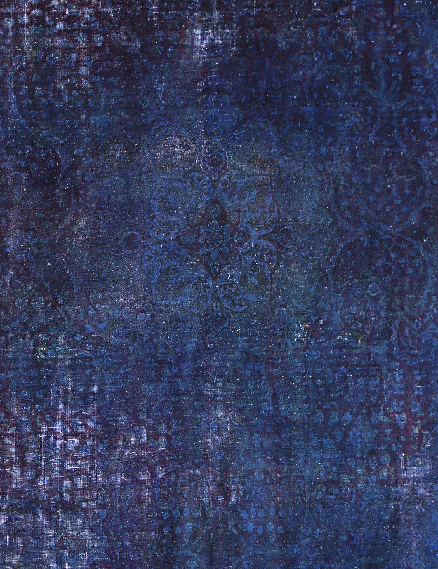 Tappeto Vintage  blu <br/>260 x 254 cm