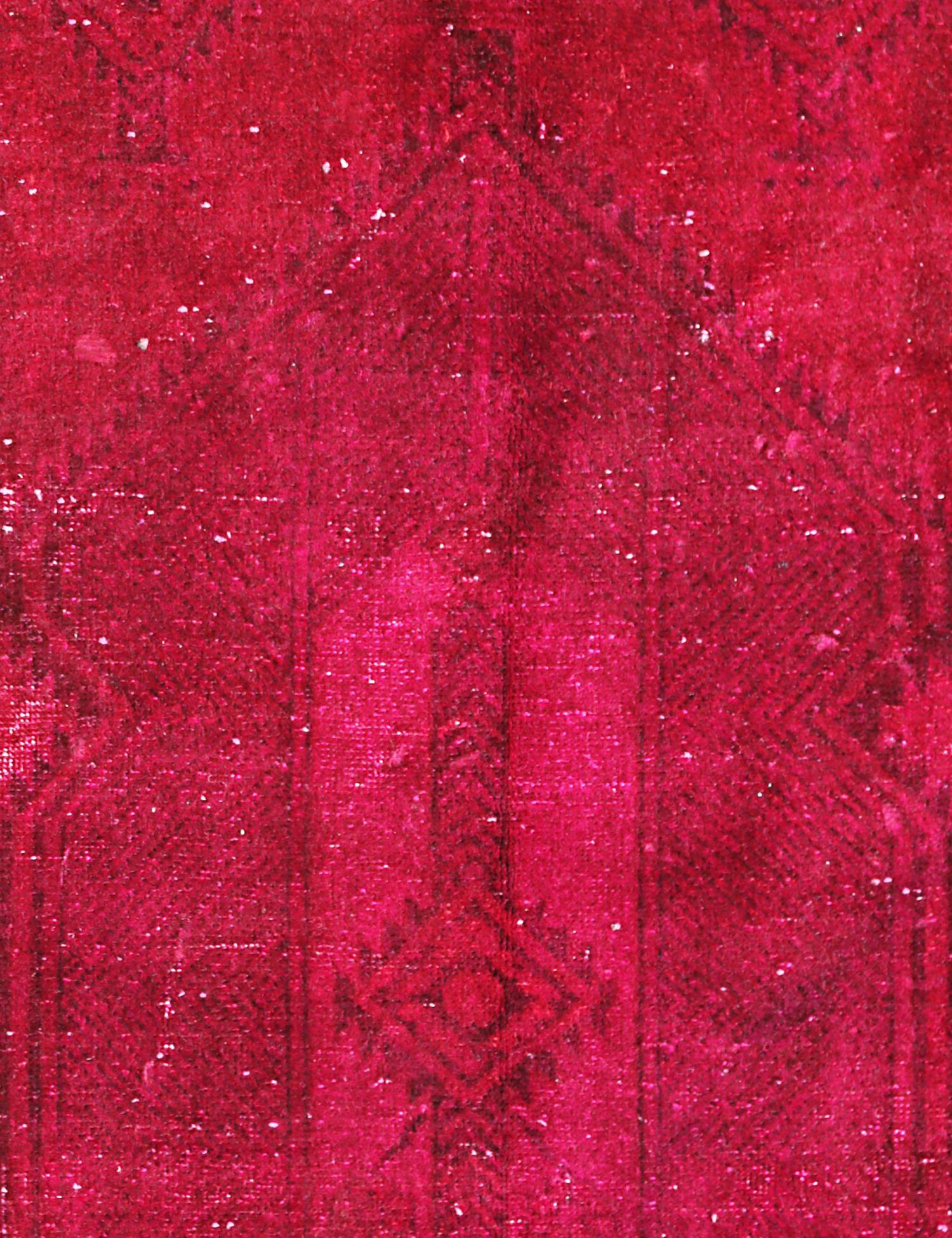Tappeto Vintage  rosso <br/>115 x 74 cm