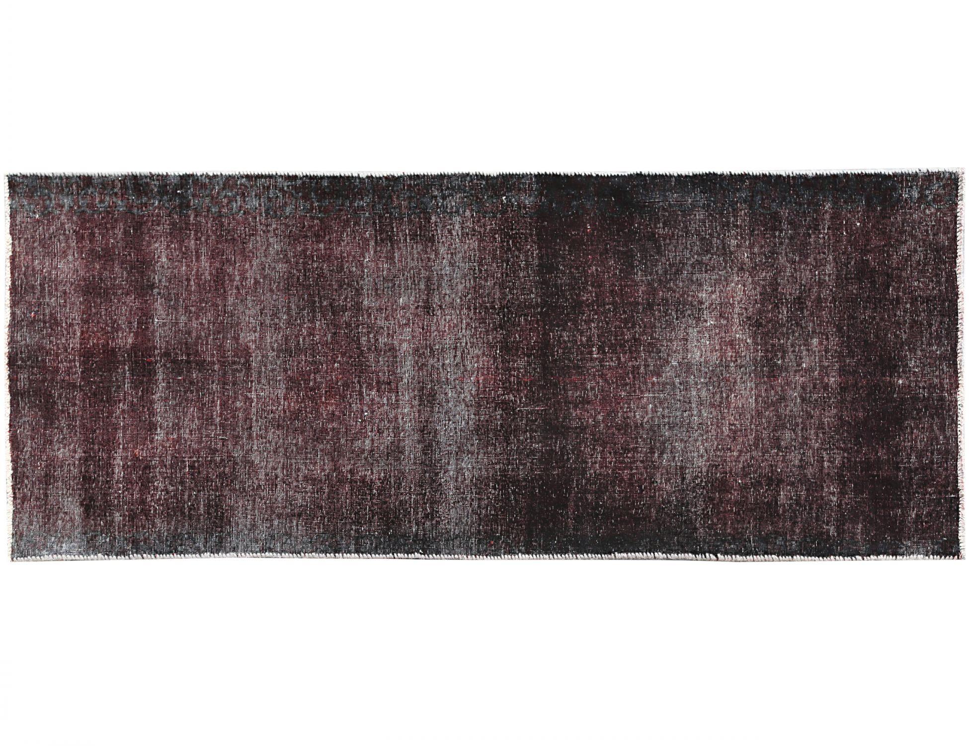 Tappeto Vintage  nero <br/>215 x 83 cm
