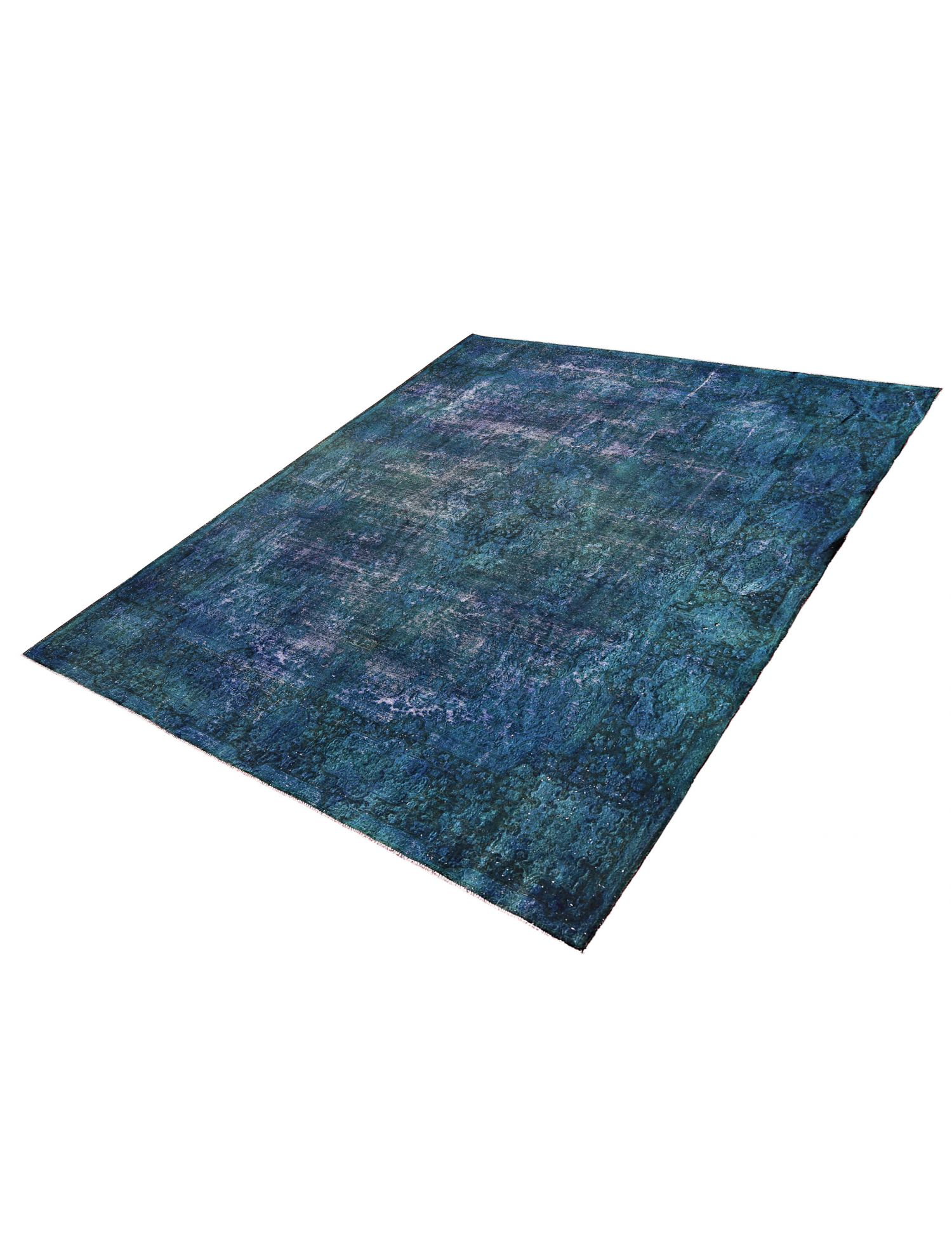 Tappeto Vintage  blu <br/>406 x 290 cm