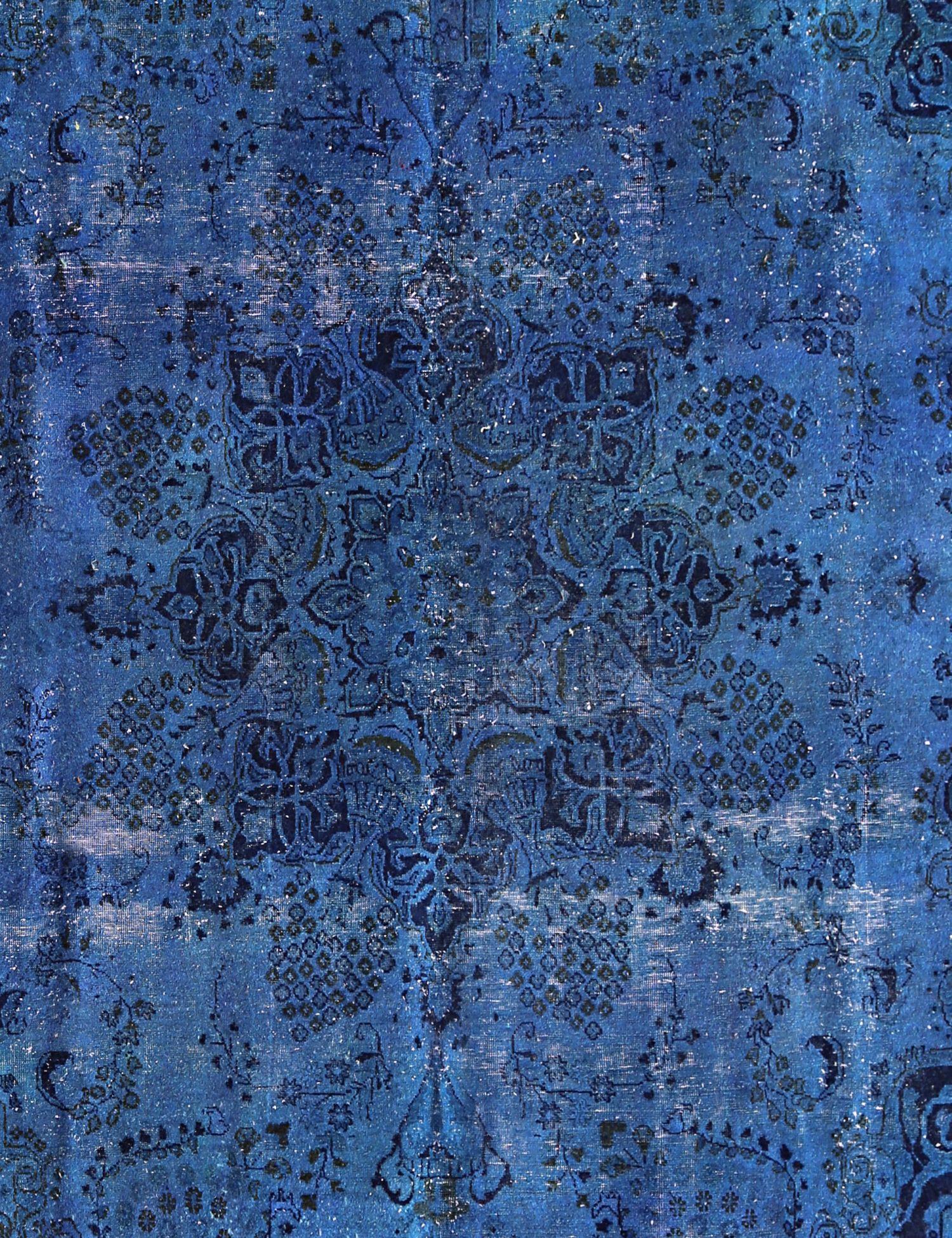 Tappeto Vintage  blu <br/>351 x 267 cm