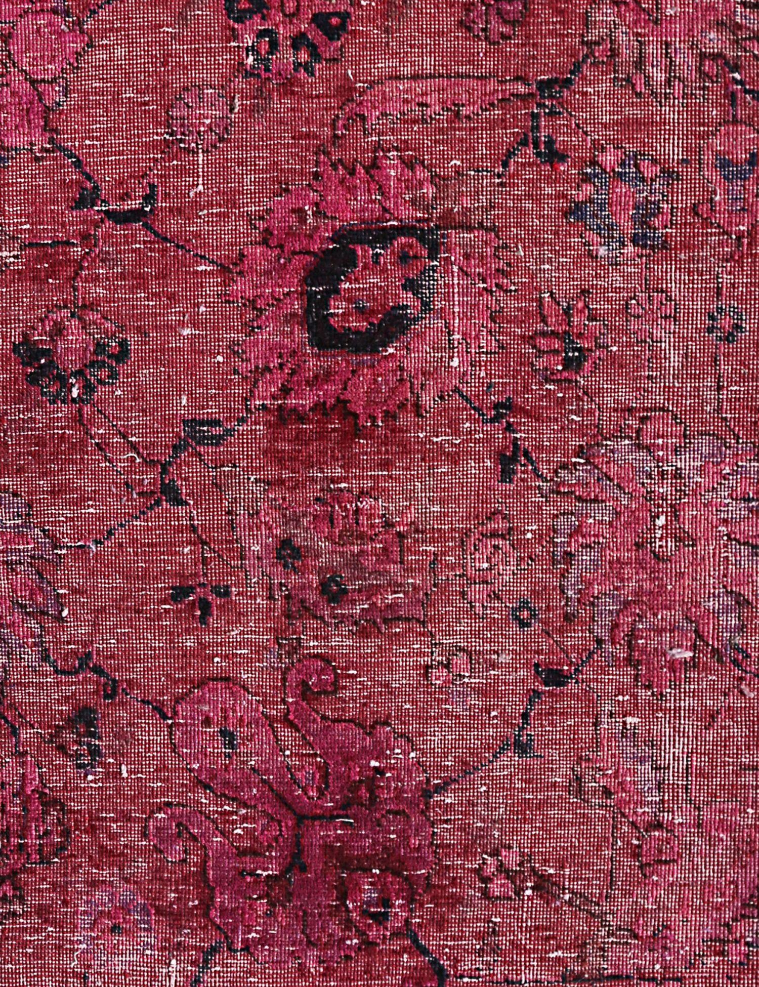 Vintage Teppich  rosa <br/>169 x 60 cm