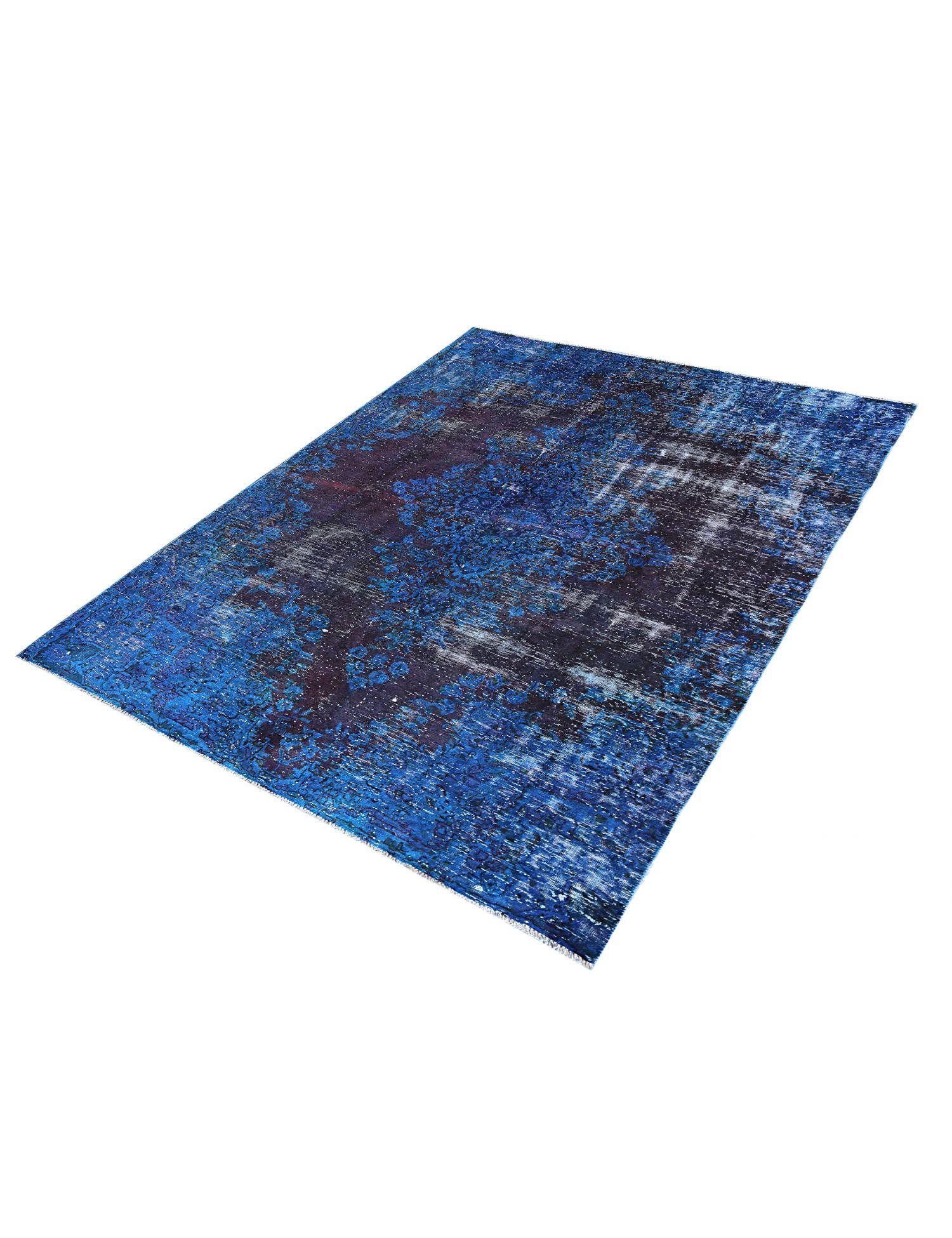 Tappeto Vintage  blu <br/>288 x 184 cm