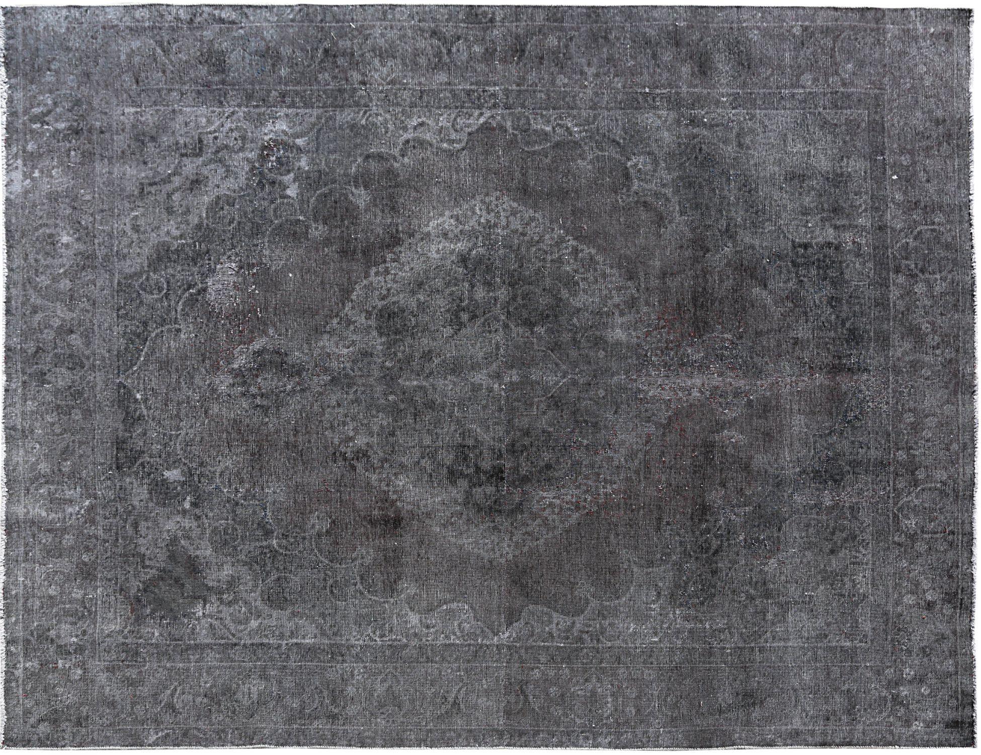 Tappeto Vintage  nero <br/>347 x 287 cm