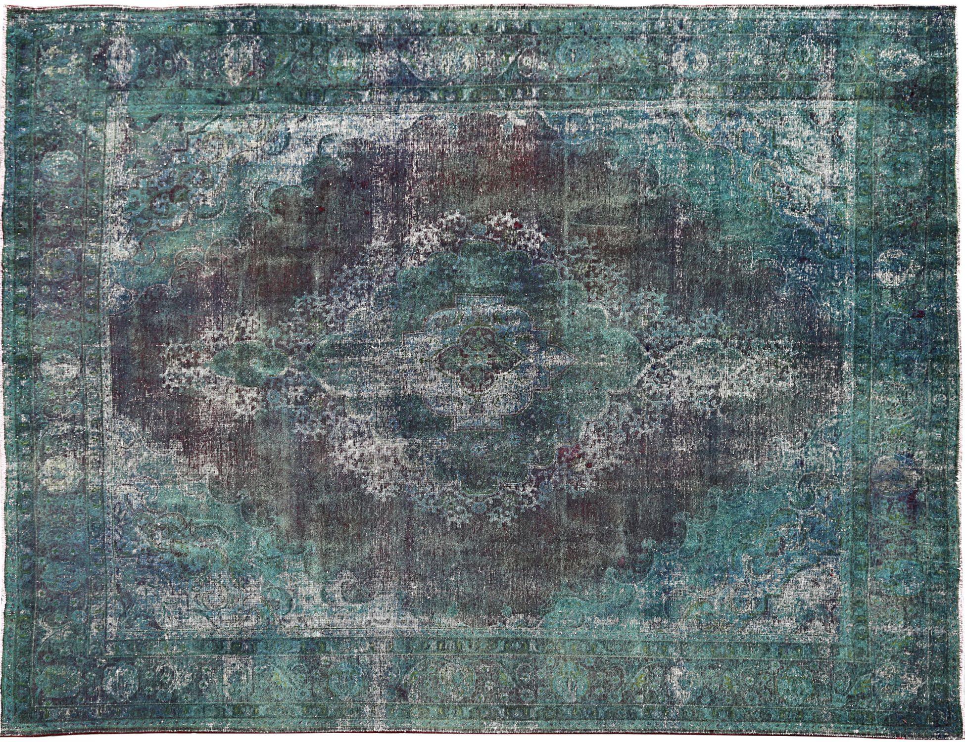 Tappeto Vintage  verde <br/>388 x 303 cm