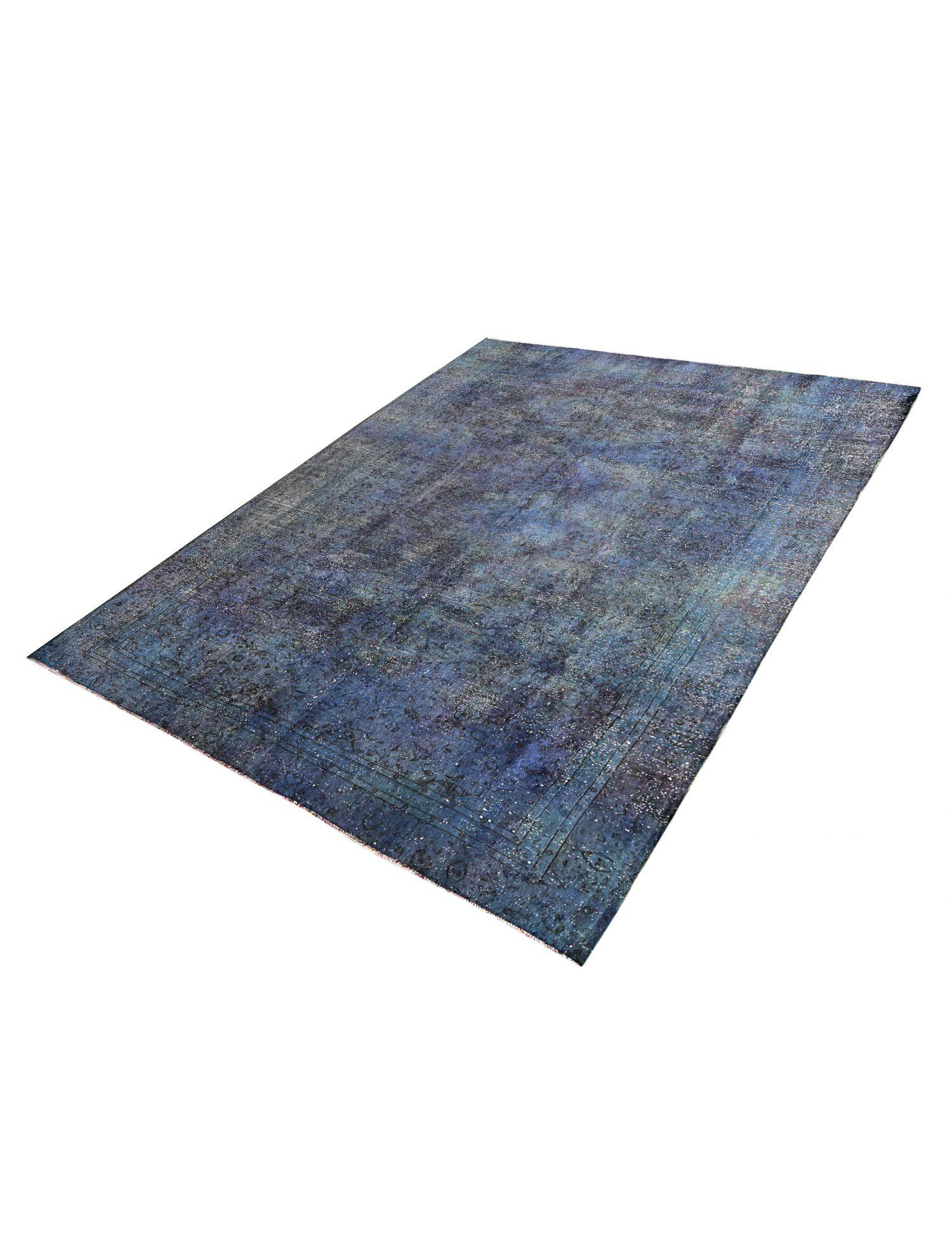 Tappeto Vintage  blu <br/>375 x 265 cm