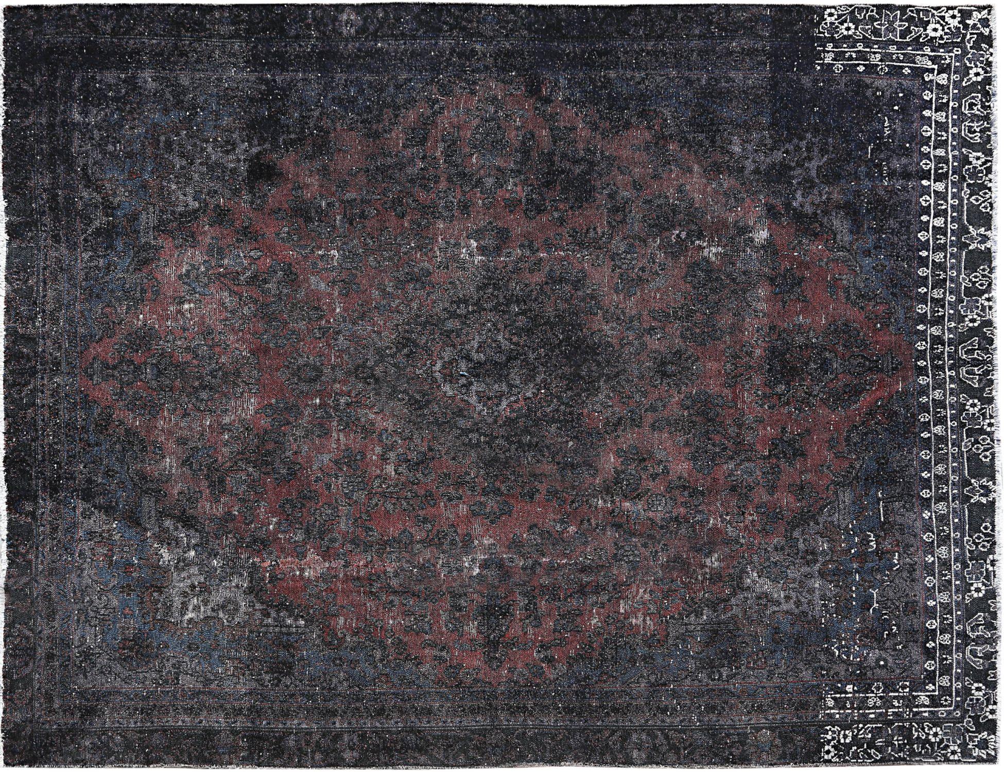 Tappeto Vintage  nero <br/>369 x 283 cm