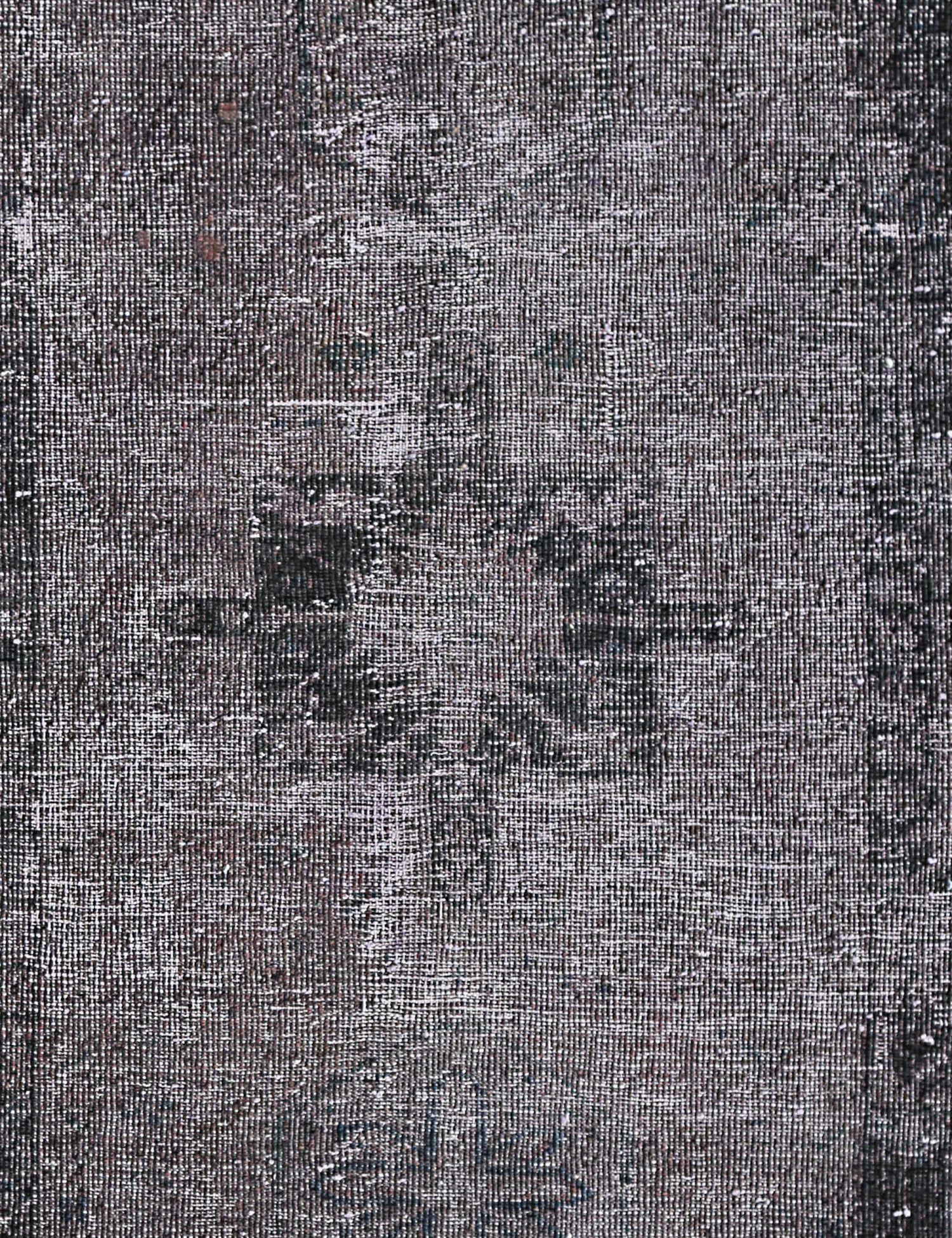 Tappeto Vintage  nero <br/>147 x 110 cm