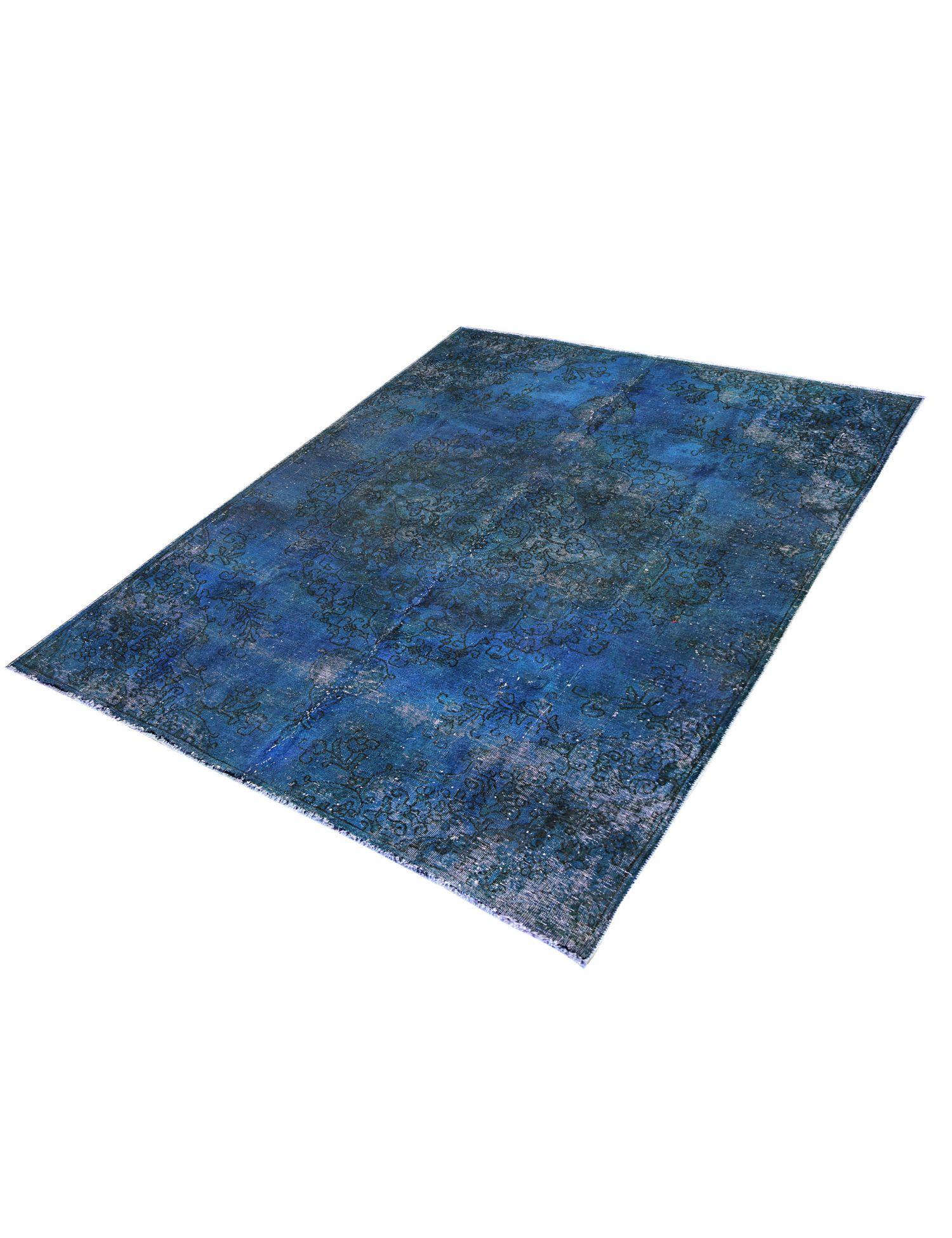 Tappeto Vintage  blu <br/>295 x 215 cm